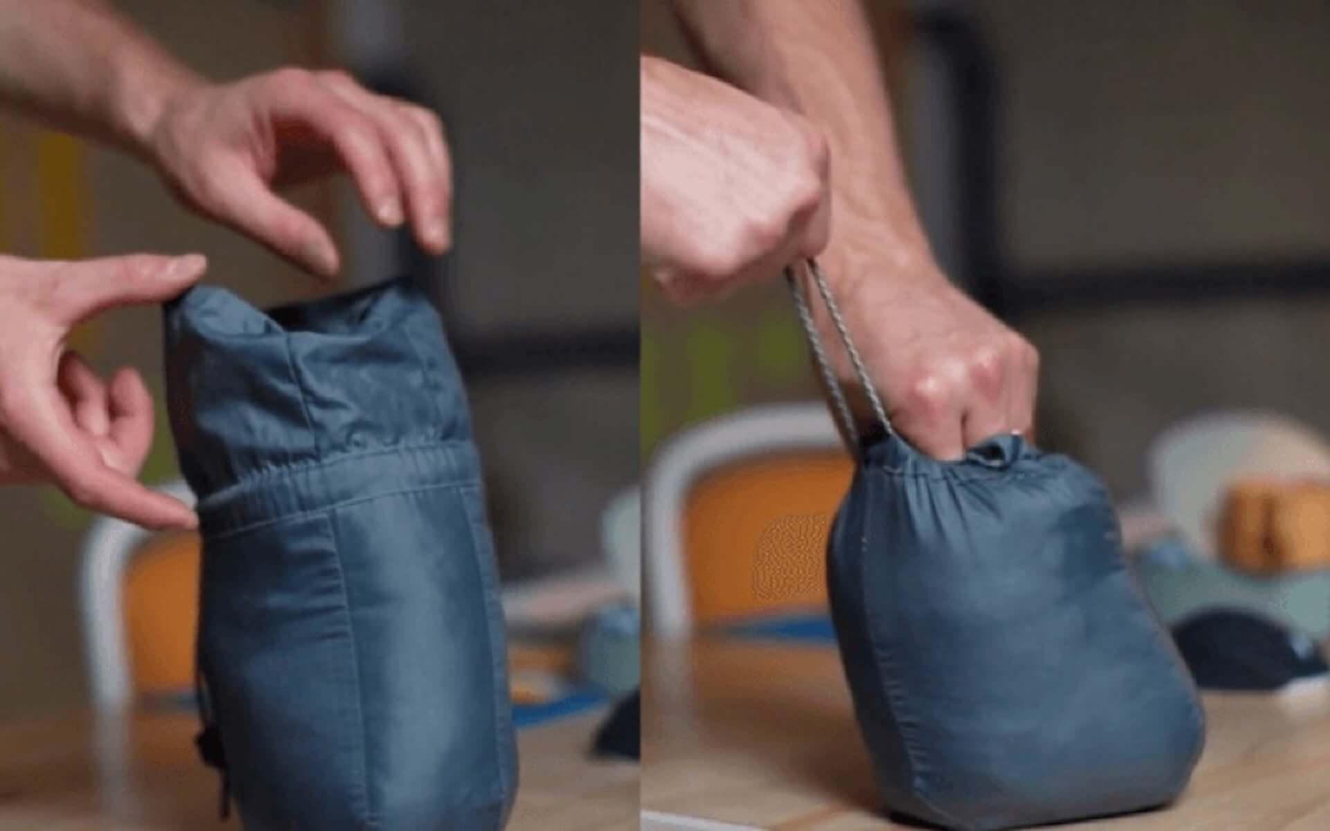 ブランケットが超軽量の拳サイズ?|GRAVELの新製品「ポケッタブル・ブランケット」の先行予約が開始 tech190827_gravel_3-1920x1200