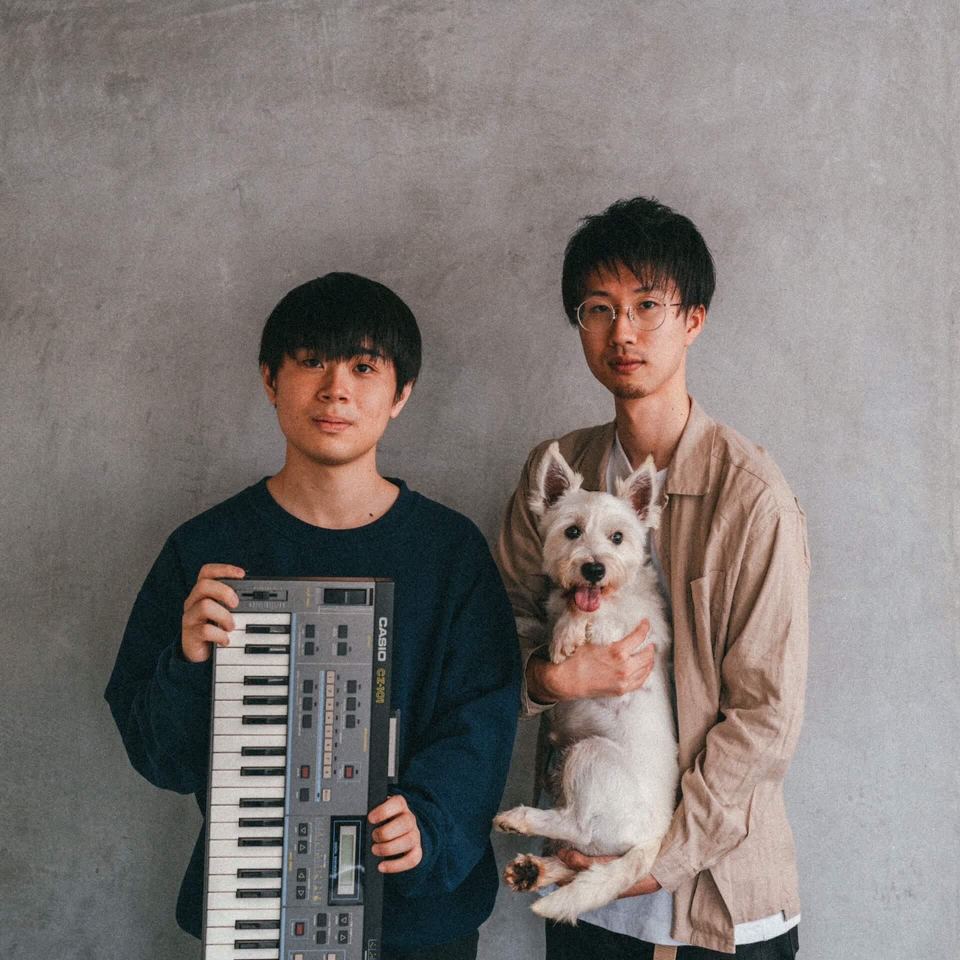 パソコン音楽クラブが9月にセカンド・アルバム『Night Flow』をリリース|イノウエワラビ、unmo、長谷川白紙が参加、マスタリングは得能直也 music190829-pasoconongaku-2