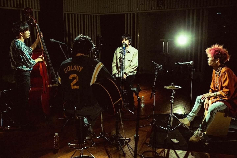 King Gnu、オールナイトニッポン0(ZERO)スタジオライブで「白日」初のアコースティックバージョンを初披露! KingGnu_ANN0_SP_04-1440x960