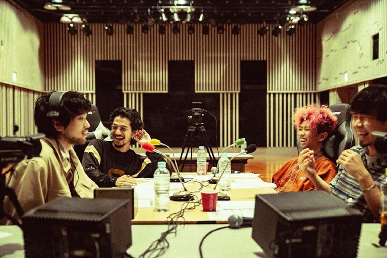 King Gnu、オールナイトニッポン0(ZERO)スタジオライブで「白日」初のアコースティックバージョンを初披露! KingGnu_ANN0_SP_01-1440x960