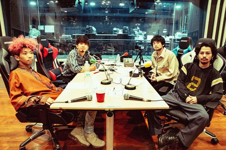 King Gnu、オールナイトニッポン0(ZERO)スタジオライブで「白日」初のアコースティックバージョンを初披露! KingGnu_ANN0_SP_03-1440x960
