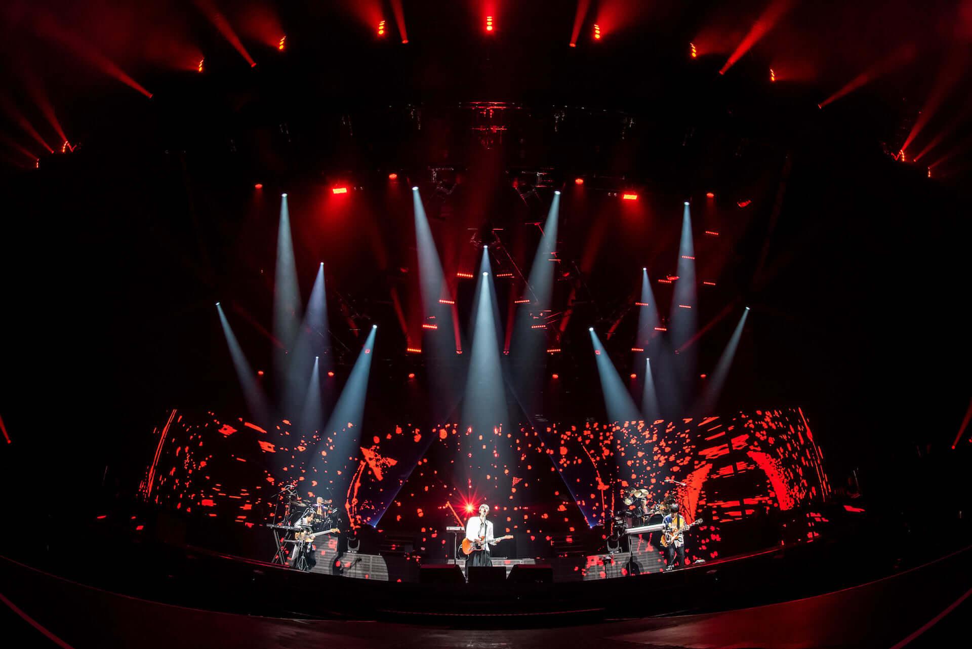 RADWIMPS横浜アリーナ公演のライブ写真が公開!<ANTI ANTI GENERATION TOUR 2019>レポート music190830_radwimps_live_8-1920x1282