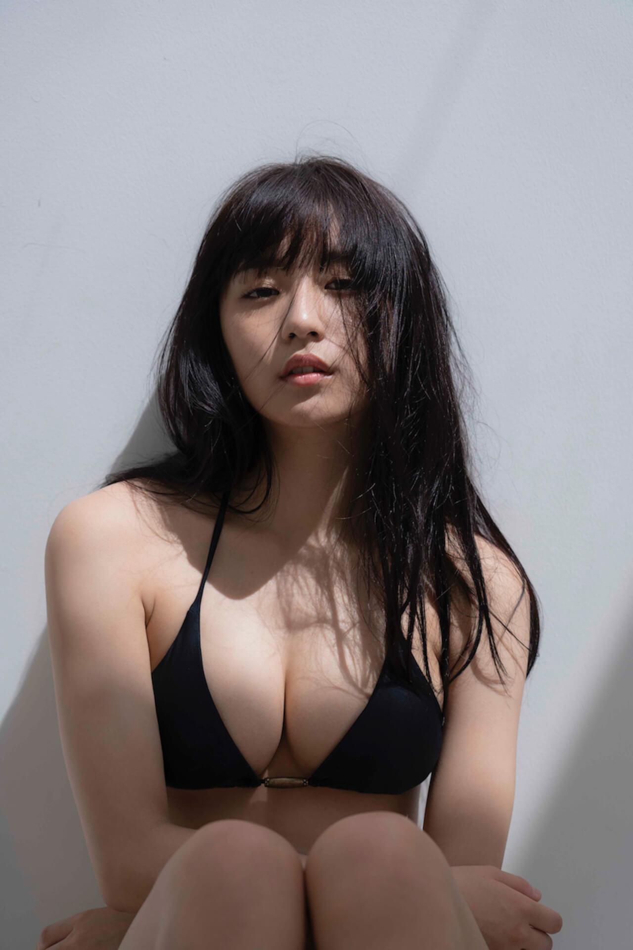 浅川梨奈が魅せた、20歳のセクシーショット|『週プレ37号』表紙に登場 ac190902asakawa-nana_2
