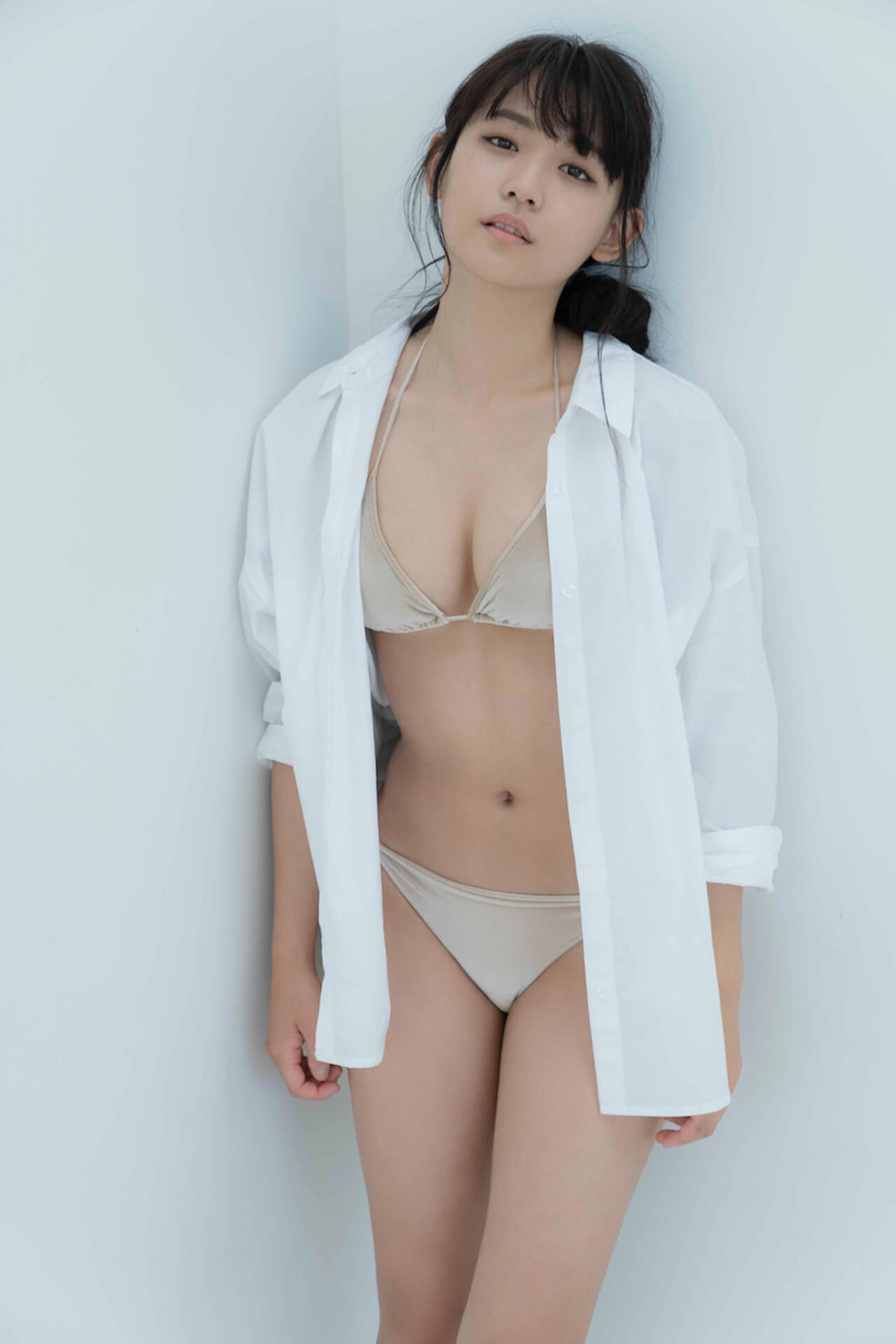浅川梨奈が魅せた、20歳のセクシーショット|『週プレ37号』表紙に登場 ac190902asakawa-nana_3