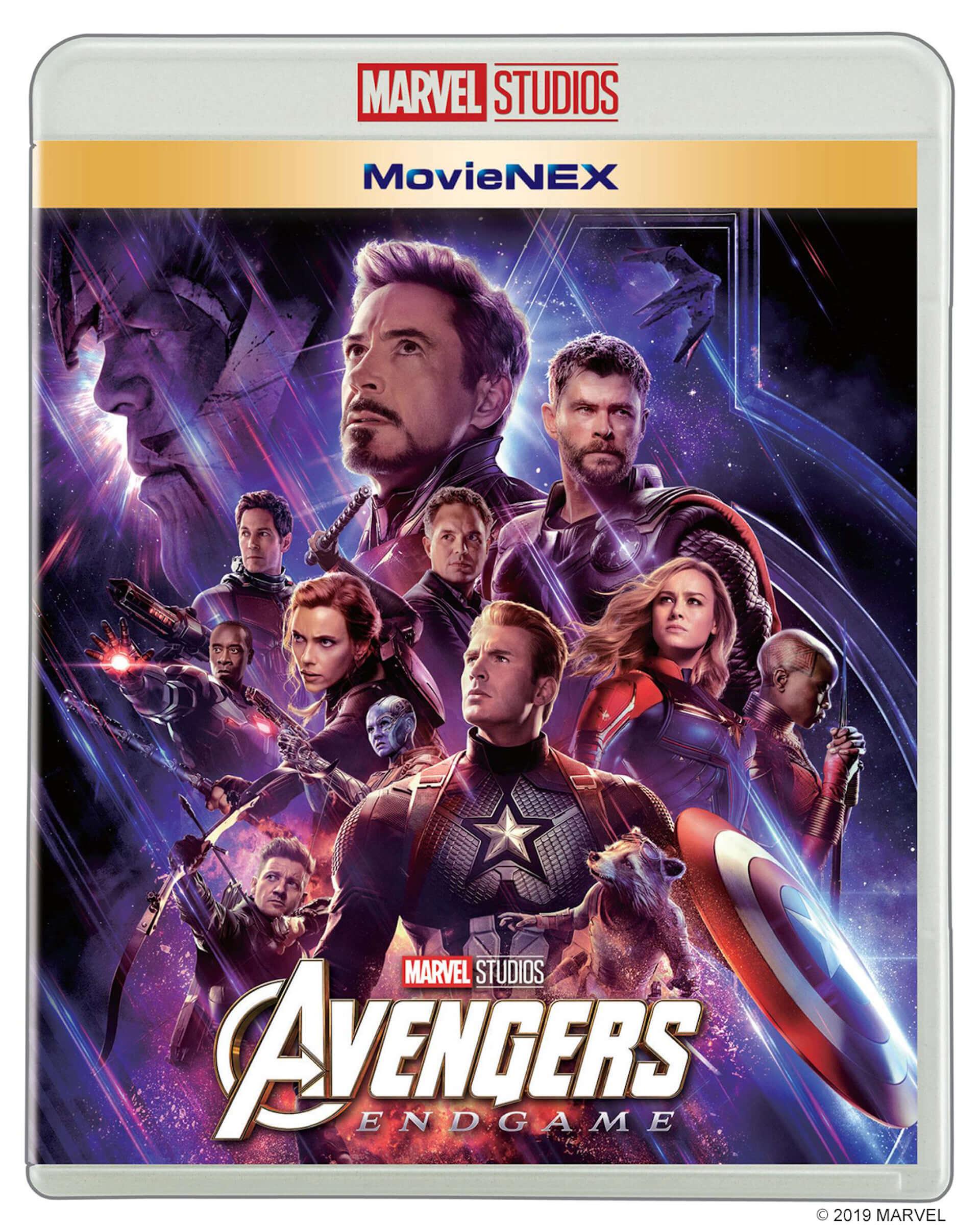 ロバート・ダウニー Jr.やクリス・エヴァンスらが語る『アベンジャーズ/エンドゲーム』の魅力とは?特別映像&ボーナス映像解禁 film190902_avengers_endgame_3-1920x2402
