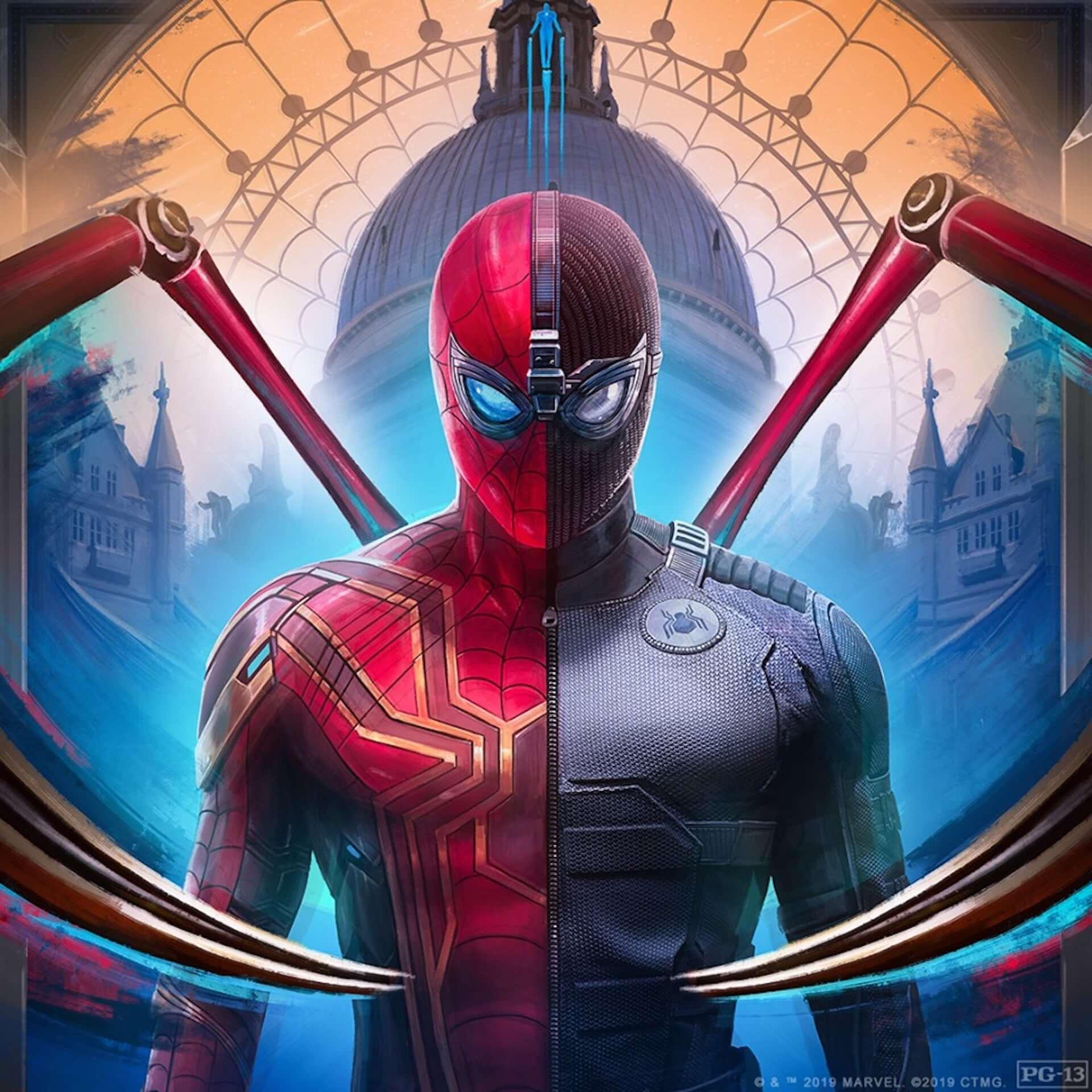 『スパイダーマン:ファー・フロム・ホーム』拡大版に主演トム・ホランドは自信満々「これは見に行かなきゃ」 film190902_spiderman_tomholland_main-1920x1920