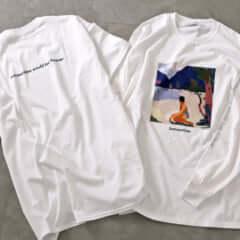 サマータイムTシャツ