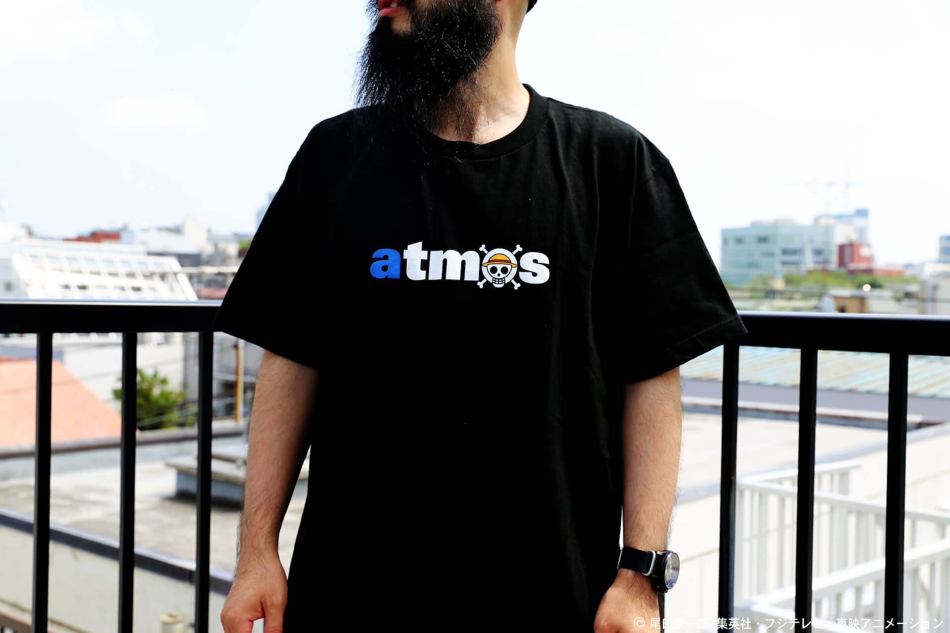 ルフィが手にするのはatmosのスニーカー!?atmos×『ONE PIECE』コラボアイテムが登場 lifefashion190802onepiece-atmos_3-1920x1280