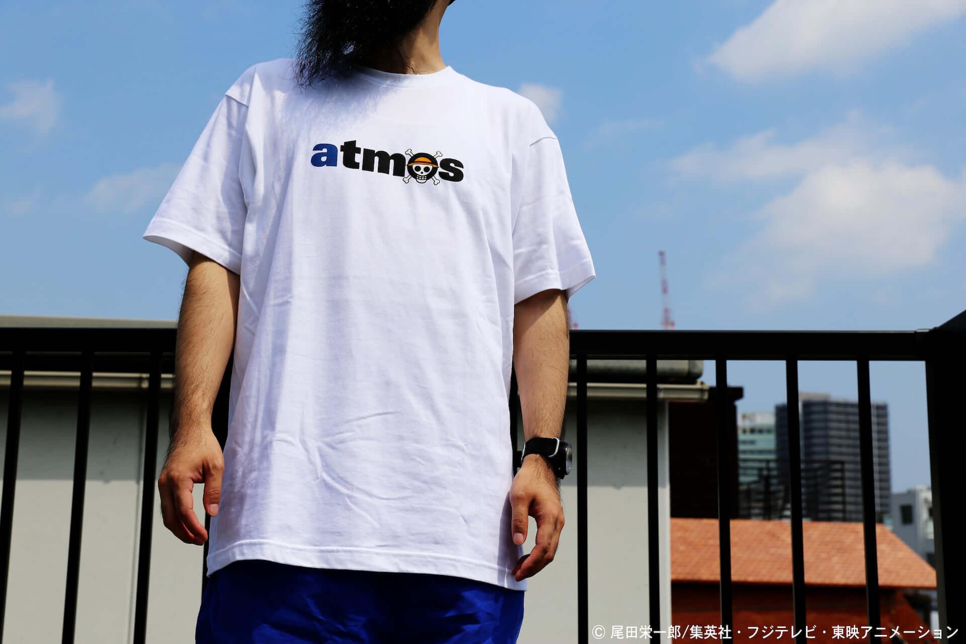ルフィが手にするのはatmosのスニーカー!?atmos×『ONE PIECE』コラボアイテムが登場 lifefashion190802onepiece-atmos_4-1920x1280
