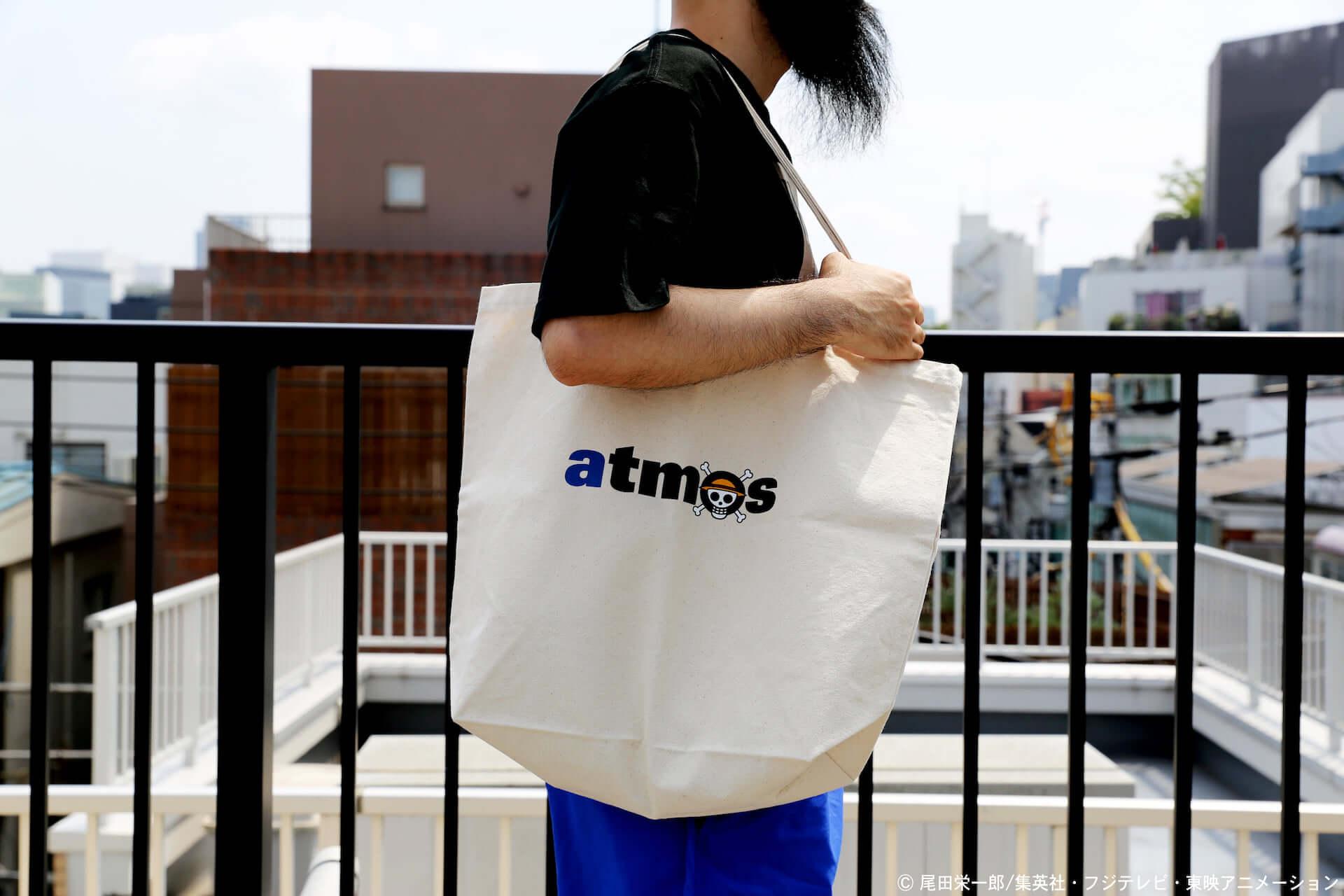 ルフィが手にするのはatmosのスニーカー!?atmos×『ONE PIECE』コラボアイテムが登場 lifefashion190802onepiece-atmos_8-1920x1280