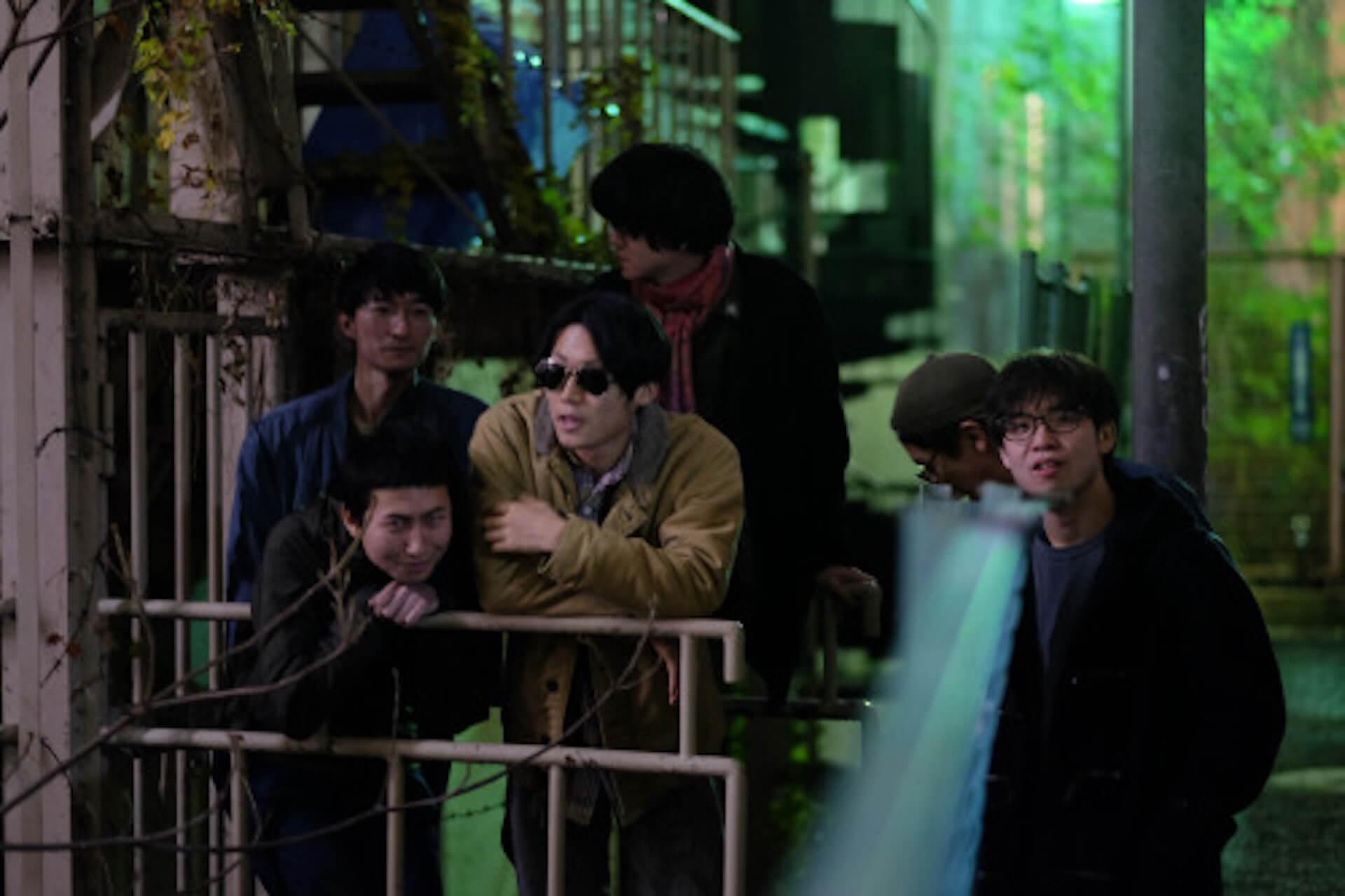 South Penguin、ファーストアルバム『Y』のリリースパーティーが11月に開催|ゲストにDos Monos、No Buses、MIRU SHINODAが登場 music190902-southpenguin-1