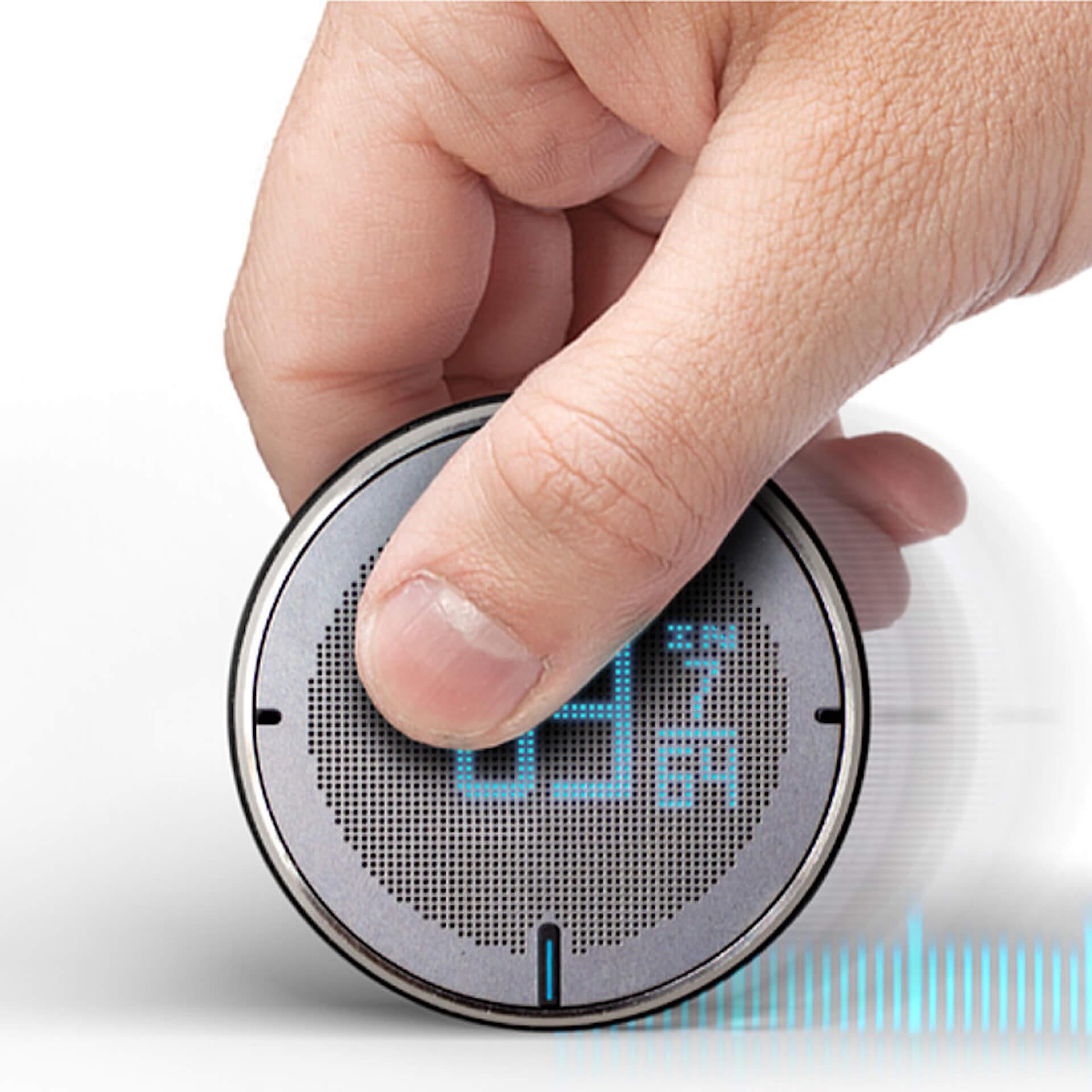 直径わずか5cm、転がすだけで立体物も計測できる!スマート巻尺「ROLLOVA」が登場 tech190903rollova_2