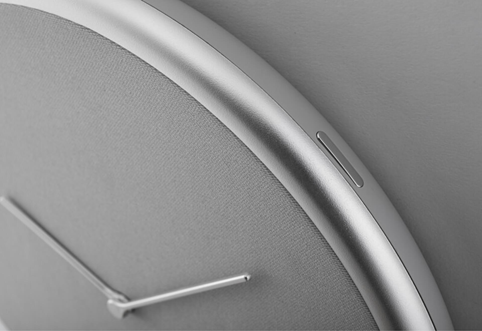 Google・Apple同期でスケジュール管理|忙しい日常をサポートするIoT掛け時計「Glance Clock」が登場 tech190904glanceclock_4