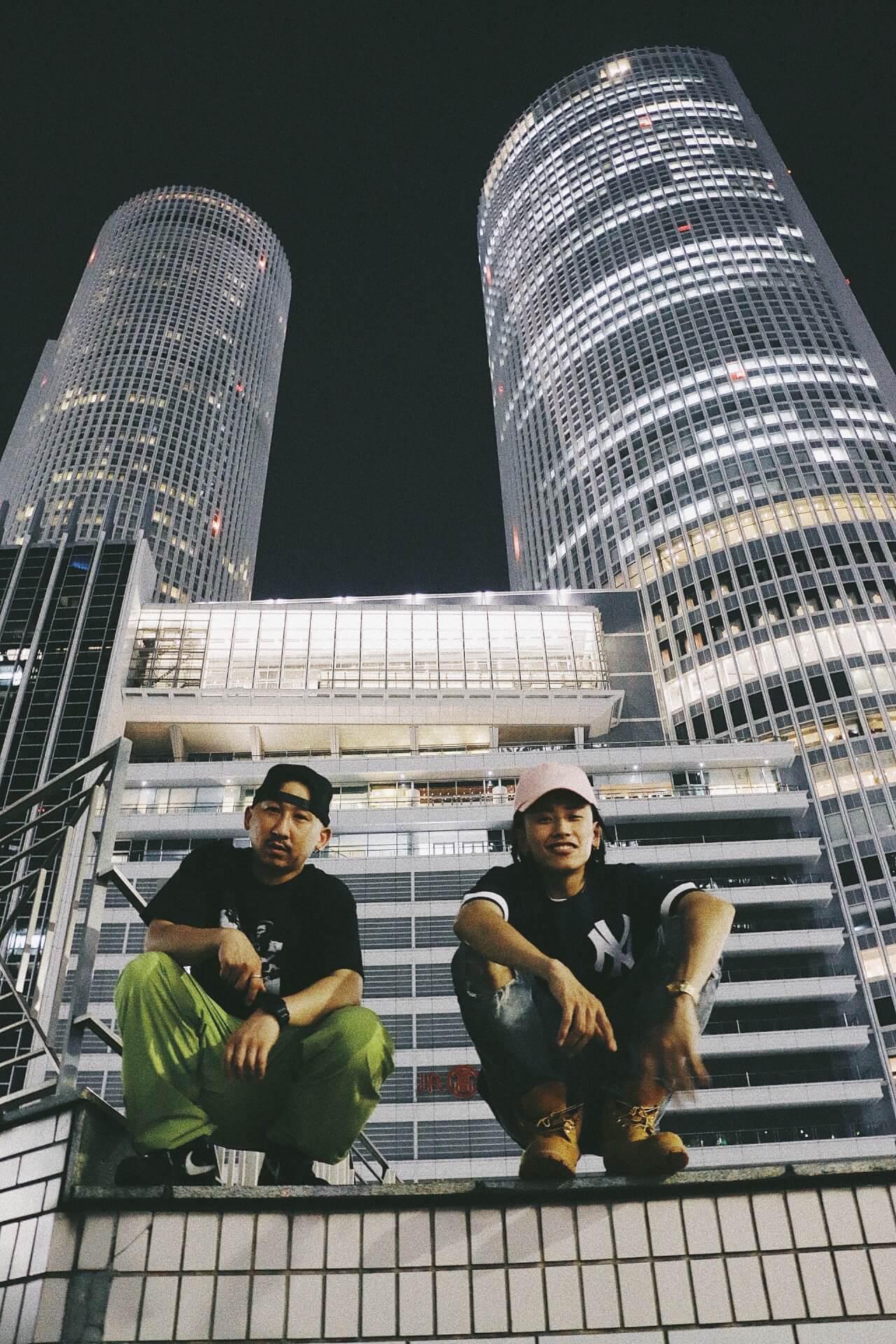 DJ RYOW新アルバムから「We Runnin feat. ¥ELLOW BUCKS」を先行配信|話題のMVも公開 music190904djryow_2