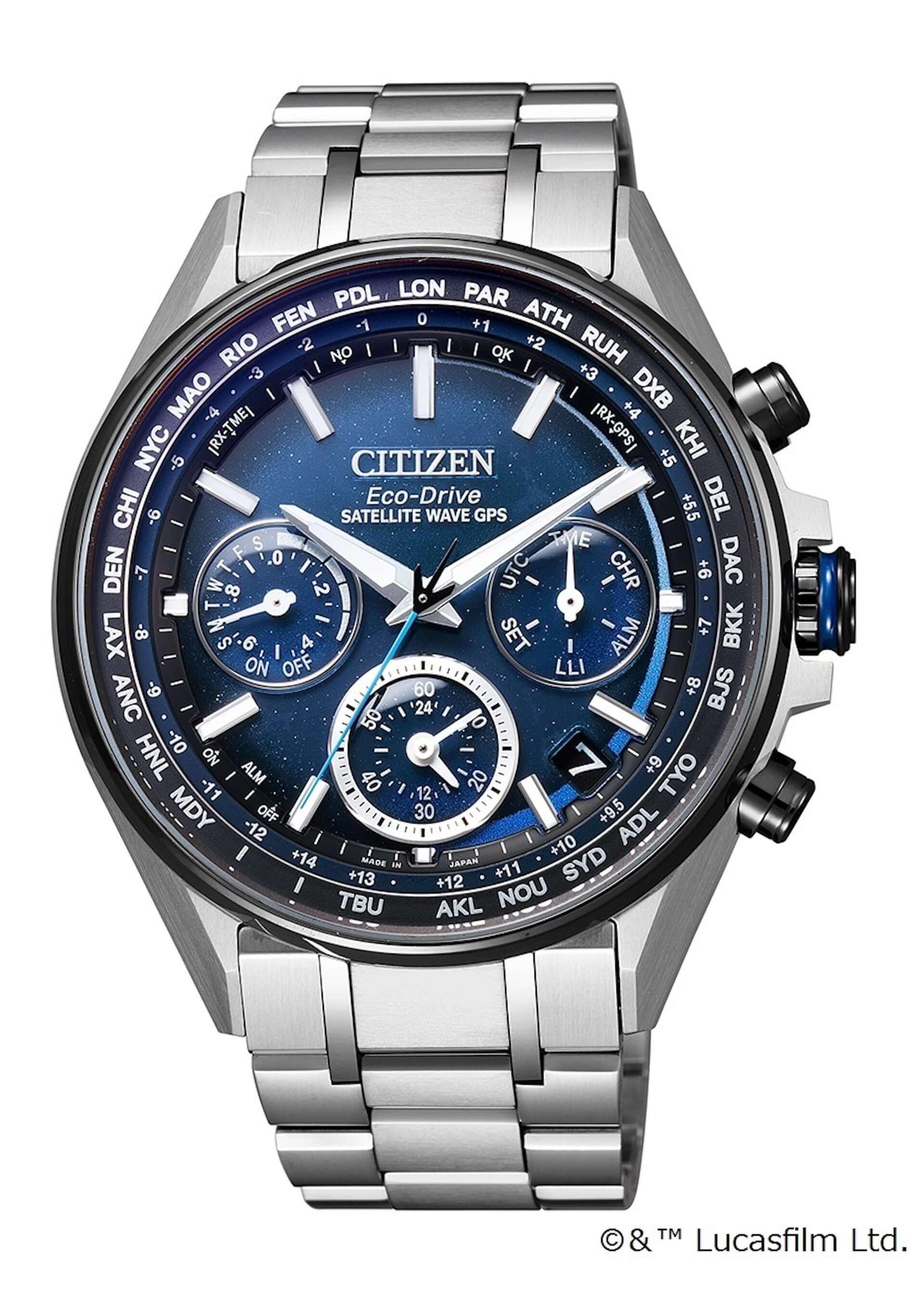 時計にフォースを......『CITIZEN ATTESA』スター・ウォーズ限定2モデルが登場! life190904_starwars_citizen_2-1920x2687