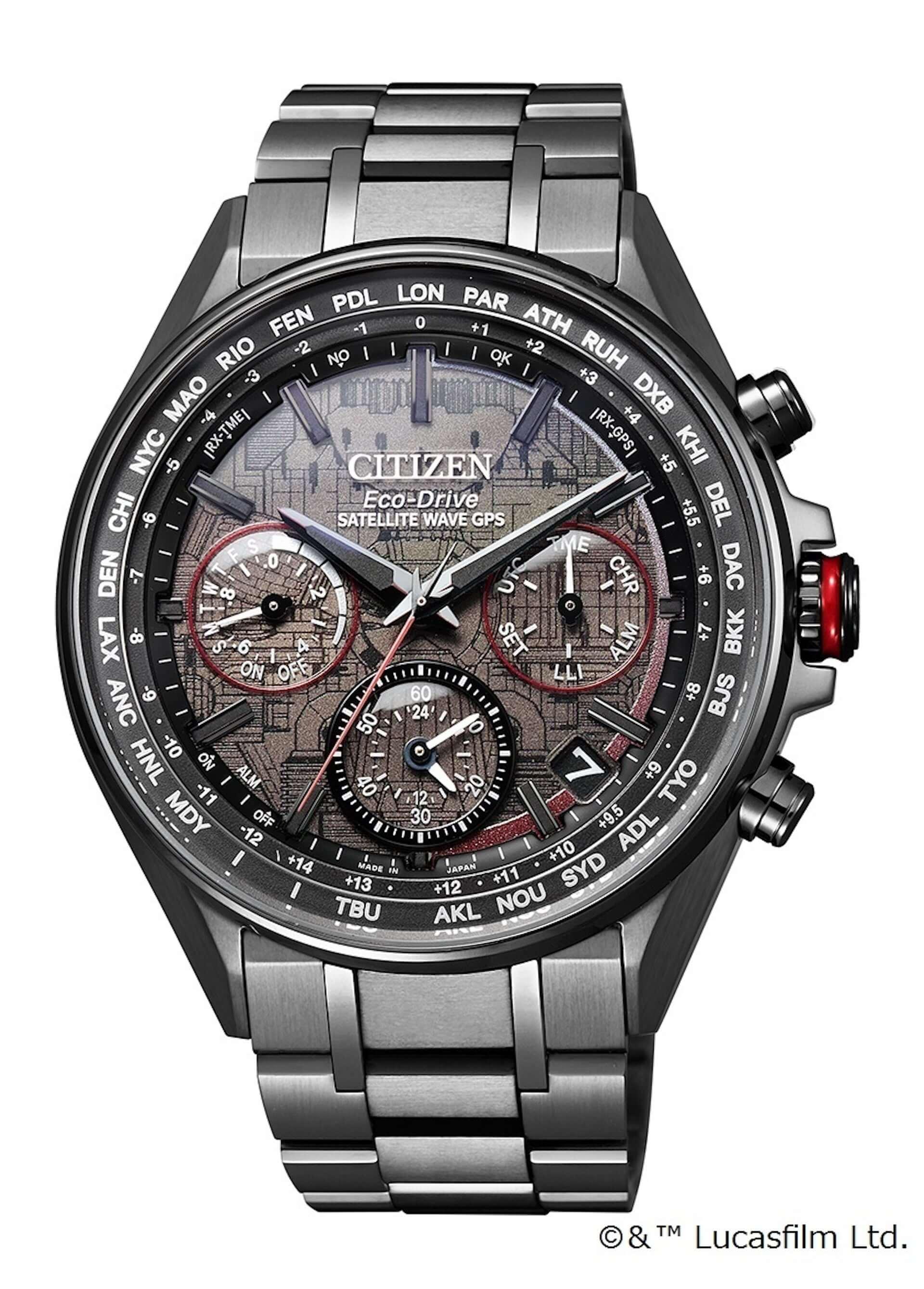 時計にフォースを......『CITIZEN ATTESA』スター・ウォーズ限定2モデルが登場! life190904_starwars_citizen_1-1920x2678