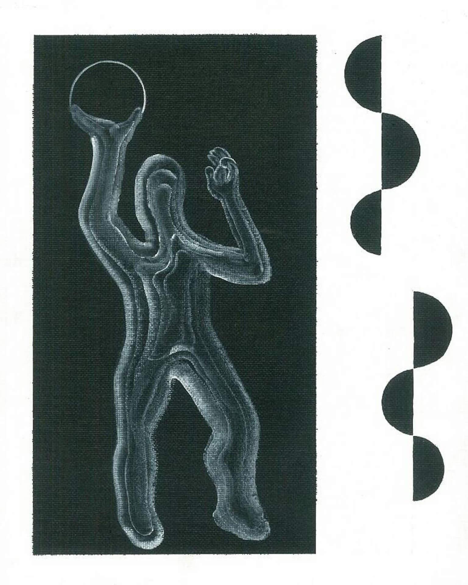 名古屋のVUGの個展<CLARK NOVA>が半蔵門ANAGRAにて開催|オープニングパーティーには田辺舞、IRONSTONEらが登場 music190904-vug-anagra-4