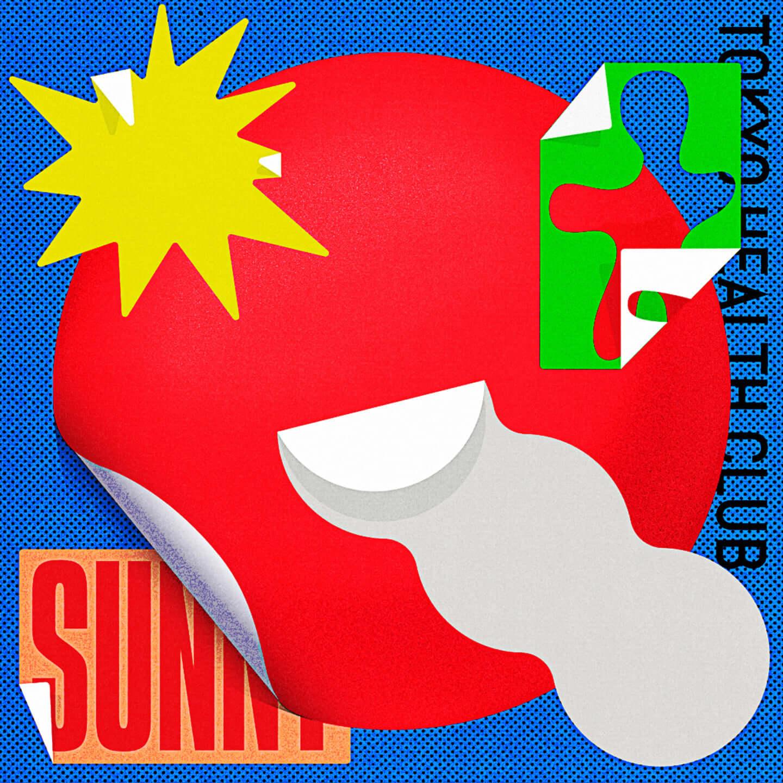 TOKYO HEALTH CLUB、約1年ぶりのシングル「SUNNY」をリリース|オーディオビデオも公開 THC_SUNNY_art-1440x1440