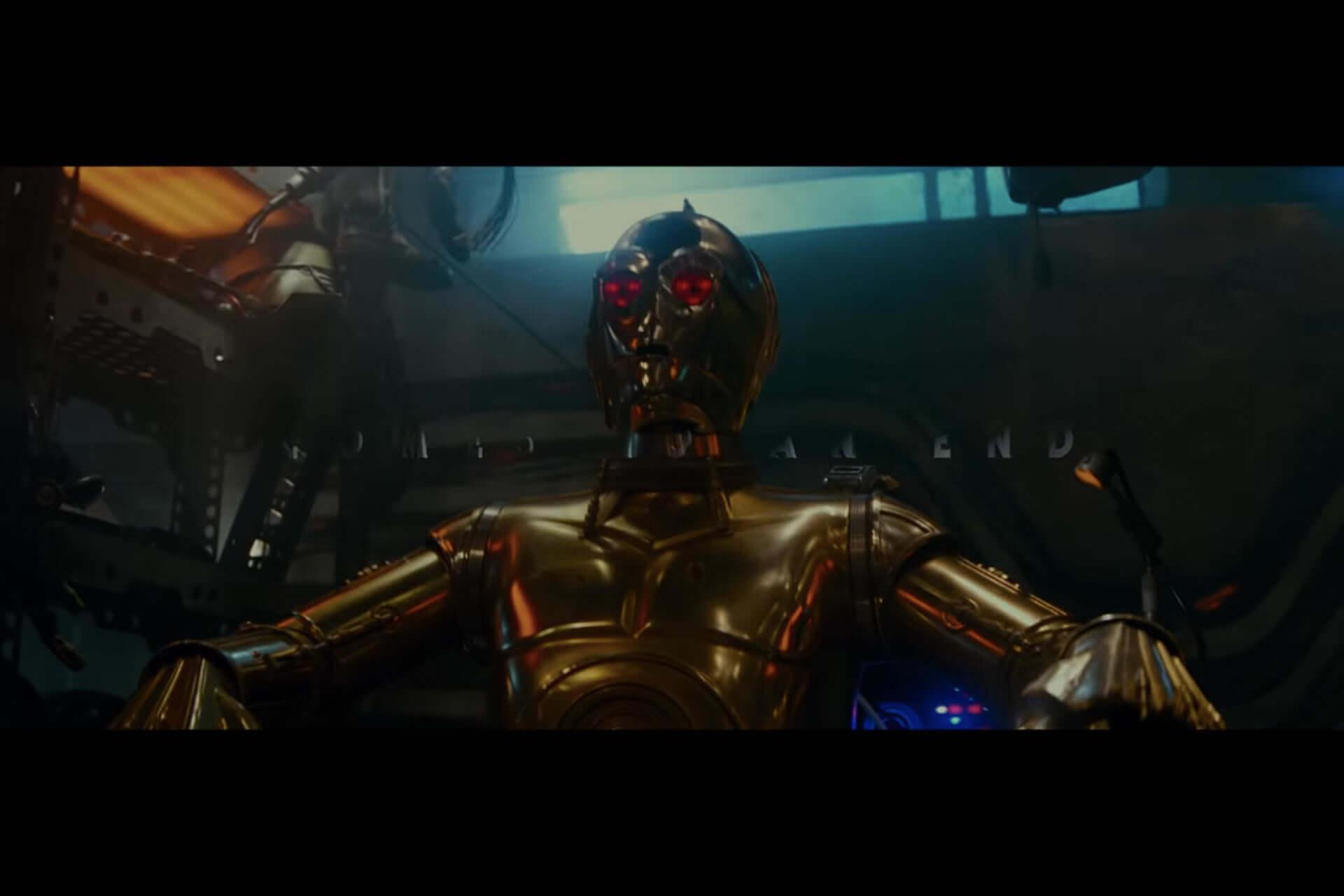 『スター・ウォーズ』最新作特別映像でC-3POの目が真っ赤な理由は?C-3PO役俳優が説明 film190906_starwars_c3po_main-1920x1280