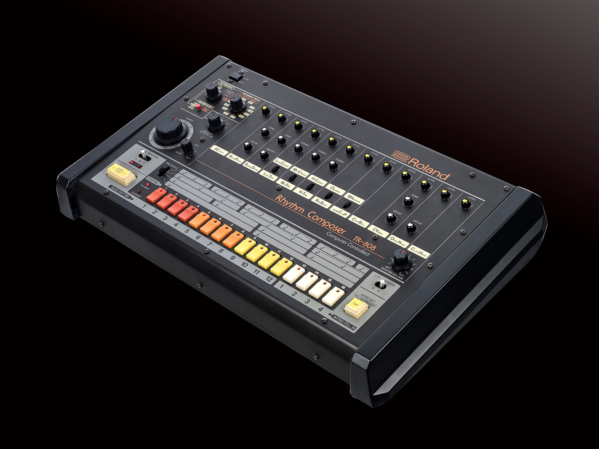 Rolandのリズムマシン『TR-808』が「重要科学技術史資料」に登録|電子楽器として史上初の快挙に art-culture190906-tr808-2