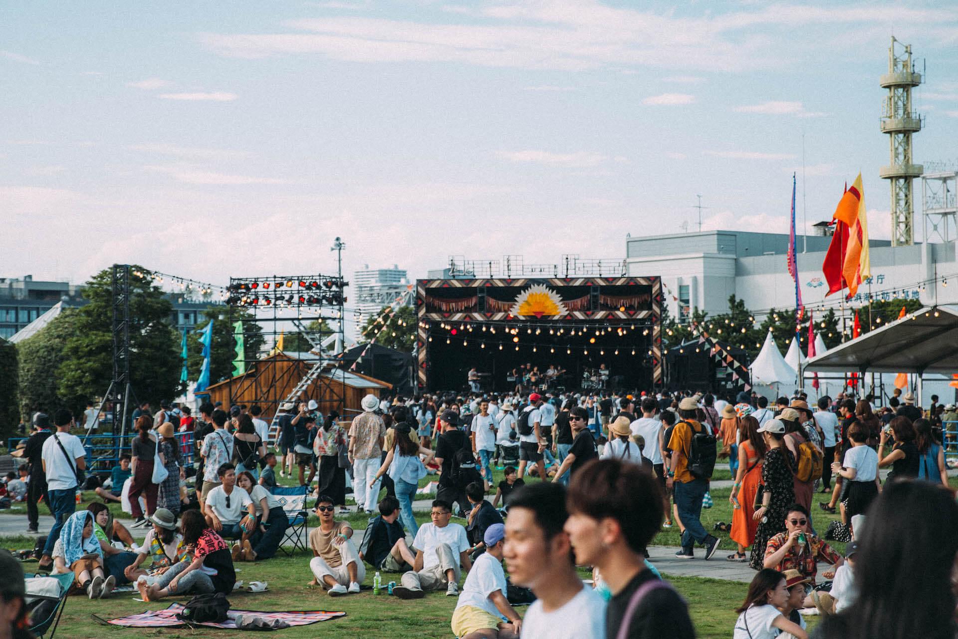 ファッションスナップ|<LOCAL GREEN FESTIVAL'19> music190906_localgreenfes19_2019