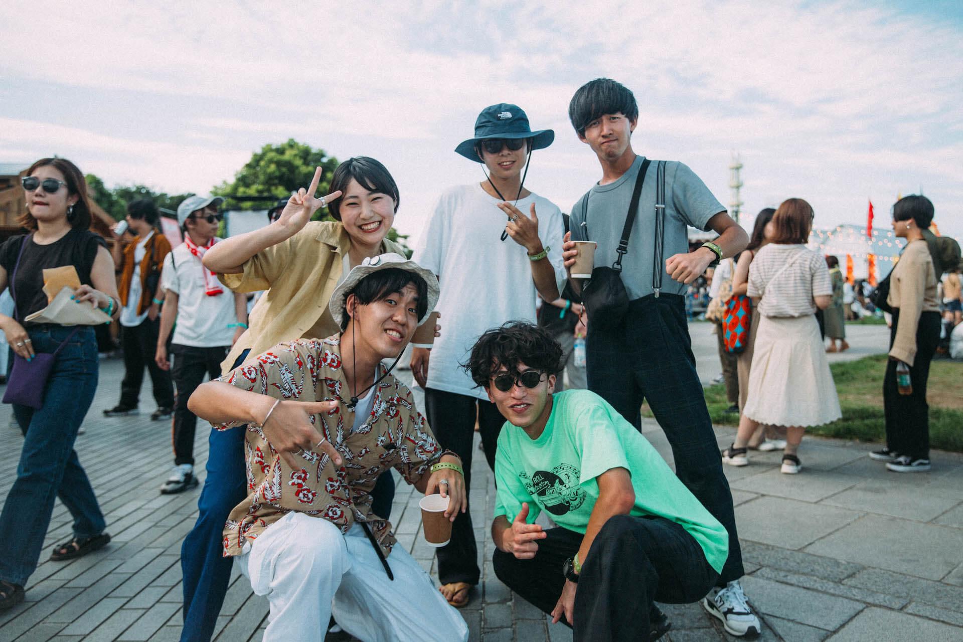 ファッションスナップ|<LOCAL GREEN FESTIVAL'19> music190906_localgreenfes19_2025