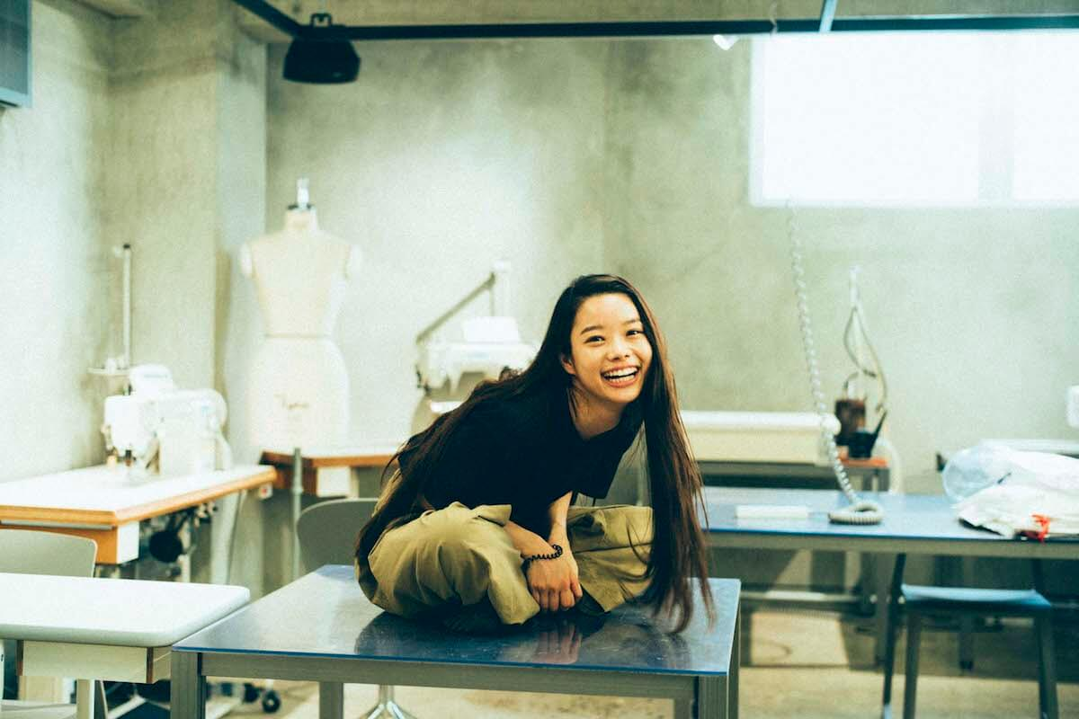 xiangyu × 半澤(PERMINUTE)× 神谷(テニスコート)対談|予測できない化学反応<香魚荘827>とは? interview190807_xiangyu_2649.jpg