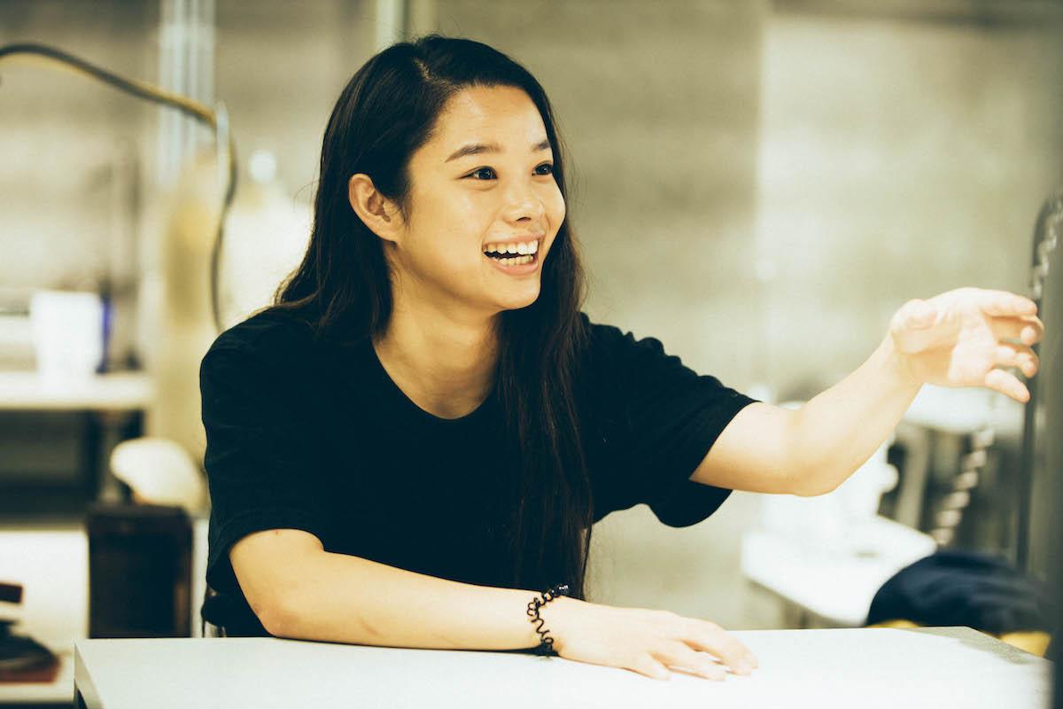 xiangyu × 半澤(PERMINUTE)× 神谷(テニスコート)対談|予測できない化学反応<香魚荘827>とは? interview190807_xiangyu_5576.jpg