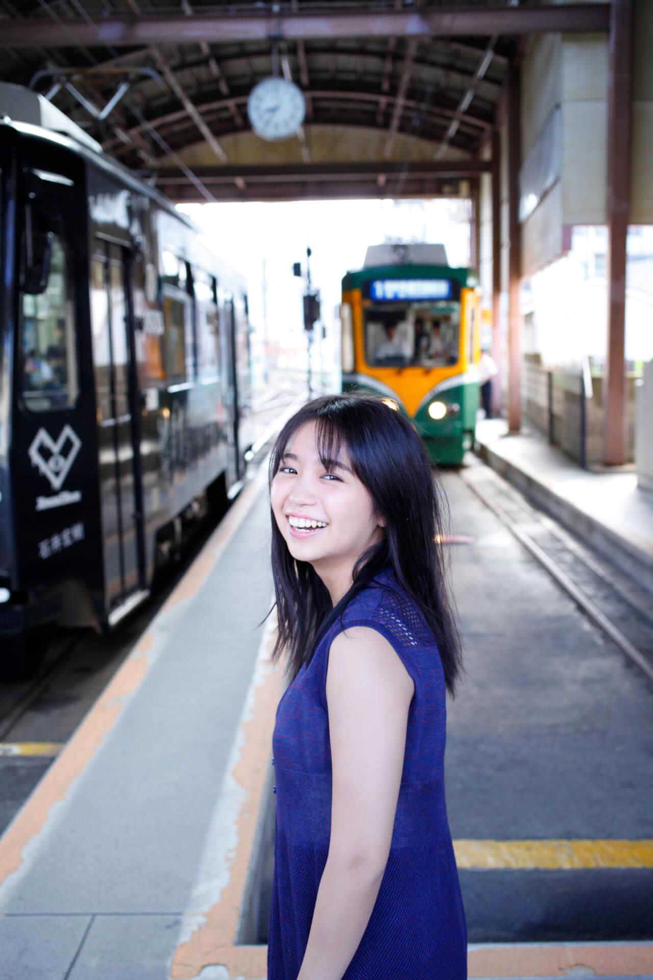 グラビア界No.1との呼び声高い大原優乃、2nd写真集のタイトルが「吐息」に決定!公式Twitter開設でキュートな笑顔を披露 art190909_oharayuno_1