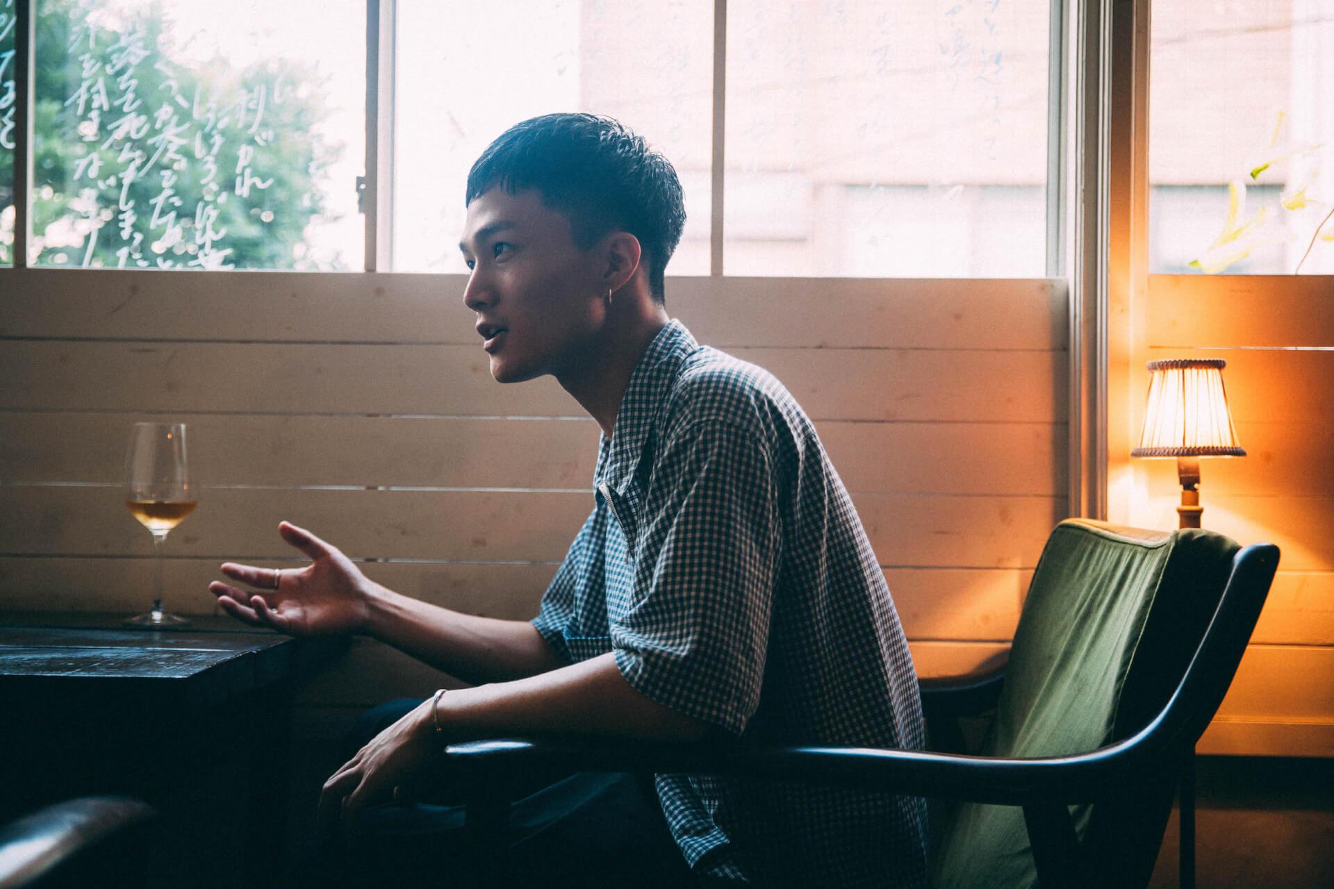 Shin Sakiuraが持つ無数の顔 — 初期衝動と現在地、ワンマンライブを語るインタビュー interview_190909_shinsakiura_694