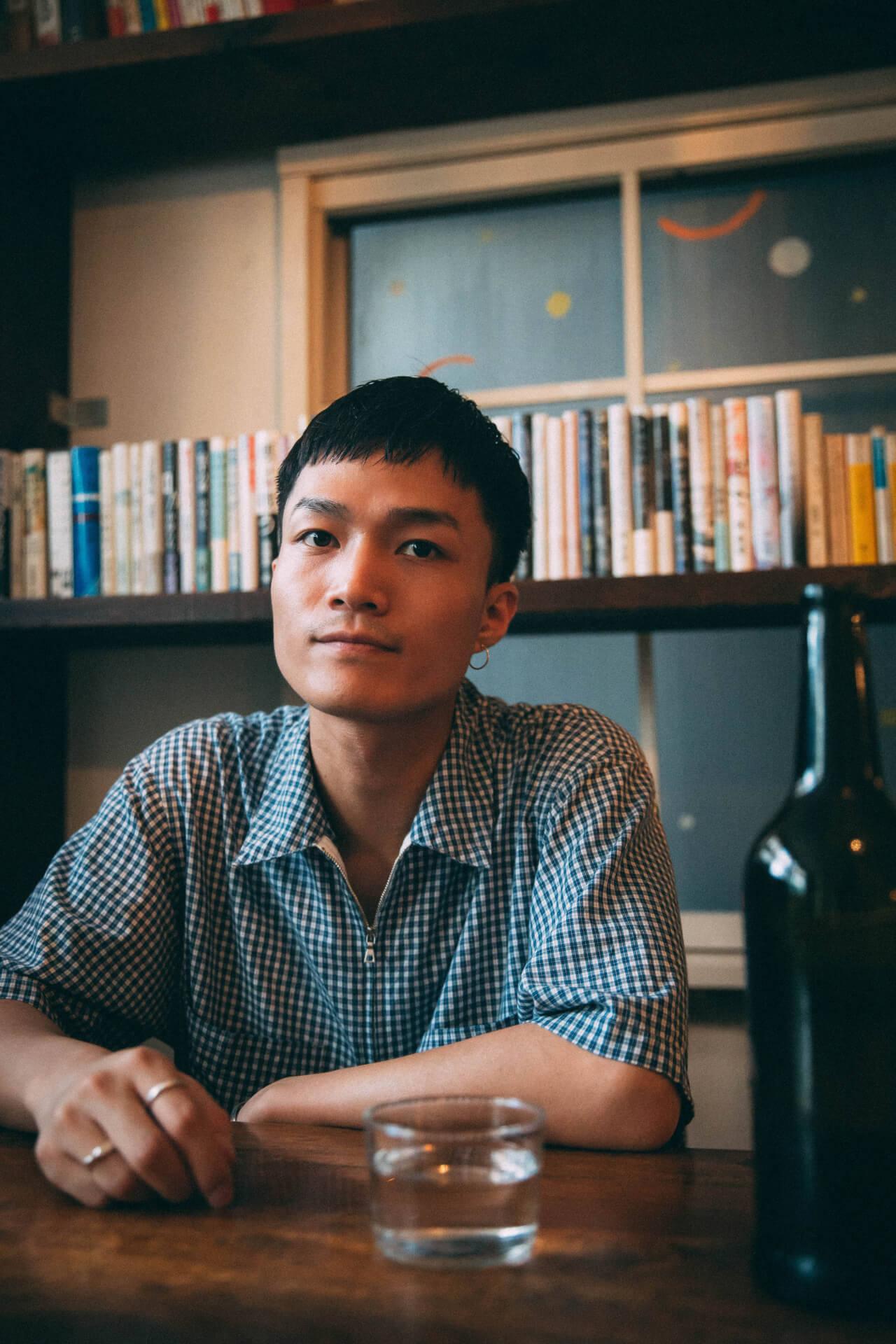 Shin Sakiuraが持つ無数の顔 — 初期衝動と現在地、ワンマンライブを語るインタビュー interview_190909_shinsakiura_756