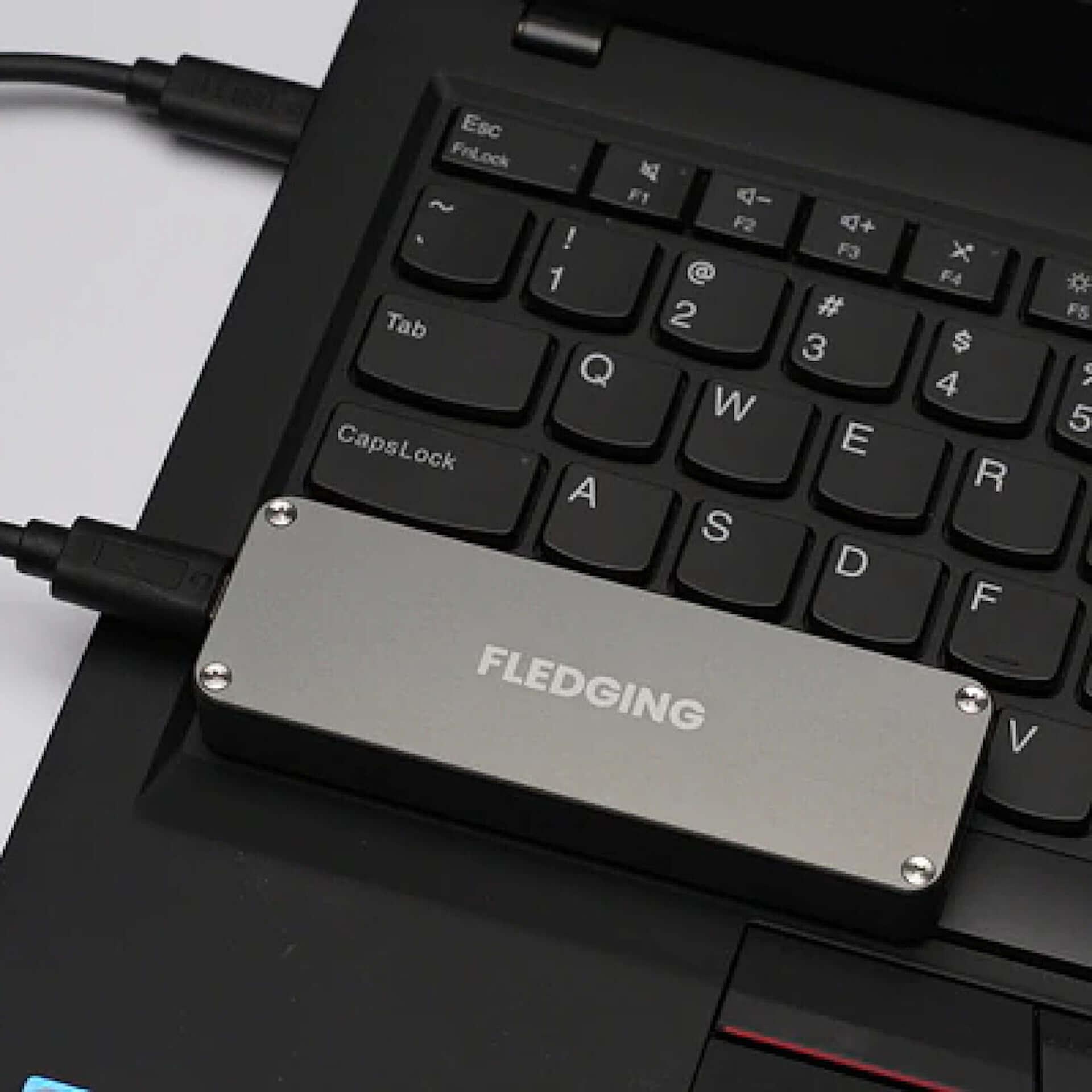 USBポートのあるすべての端末と接続可能!世界最速の外部ストレージデバイス「FLEDGING SHELL」がGLOTUREに登場 tech190910_fledgingshell_3-1920x1920