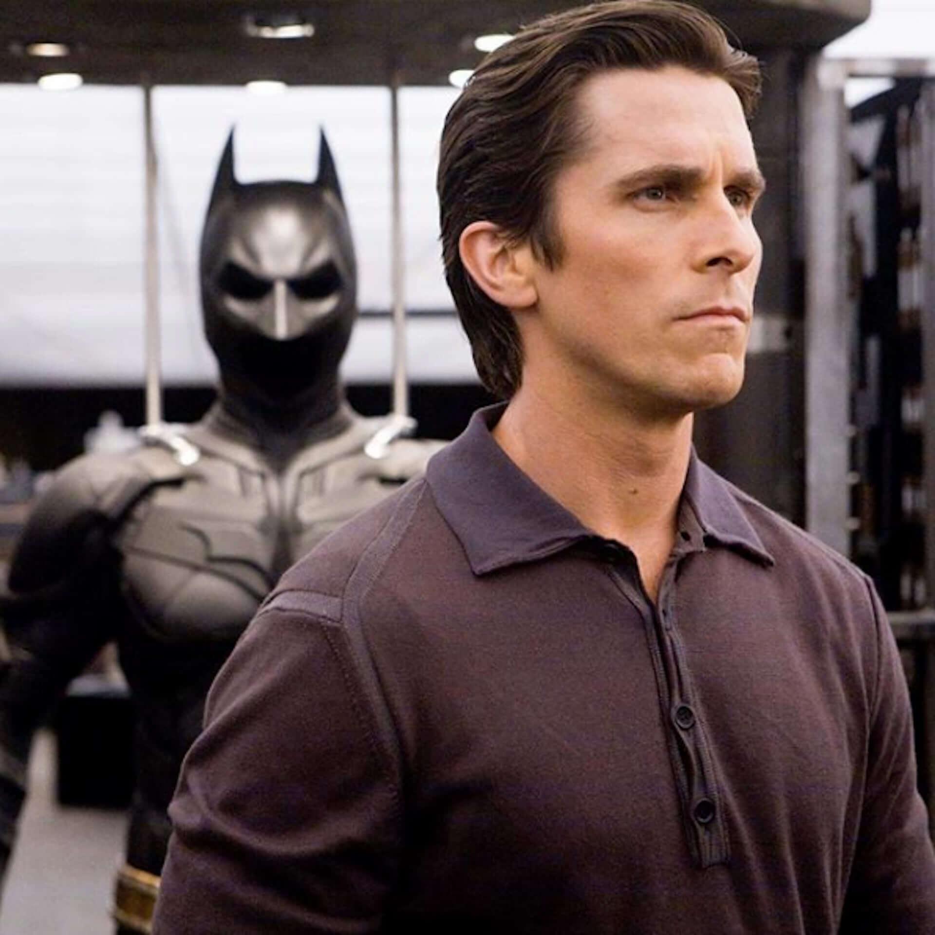 「ダークナイト」シリーズ主演クリスチャン・ベールは新バットマンのロバート・パティンソンに何を思う? film190910_batman_bale_pattinson_main-1920x1920