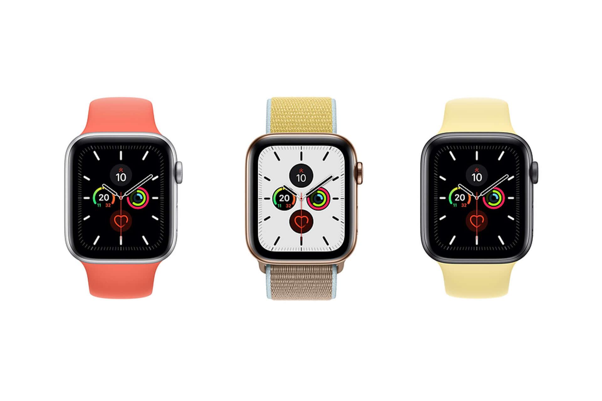 iPhone 11 Proだけじゃない!Apple Watch Series 5も発売決定 どこが進化した? tech190911_apple_applewatch_main-1920x1280