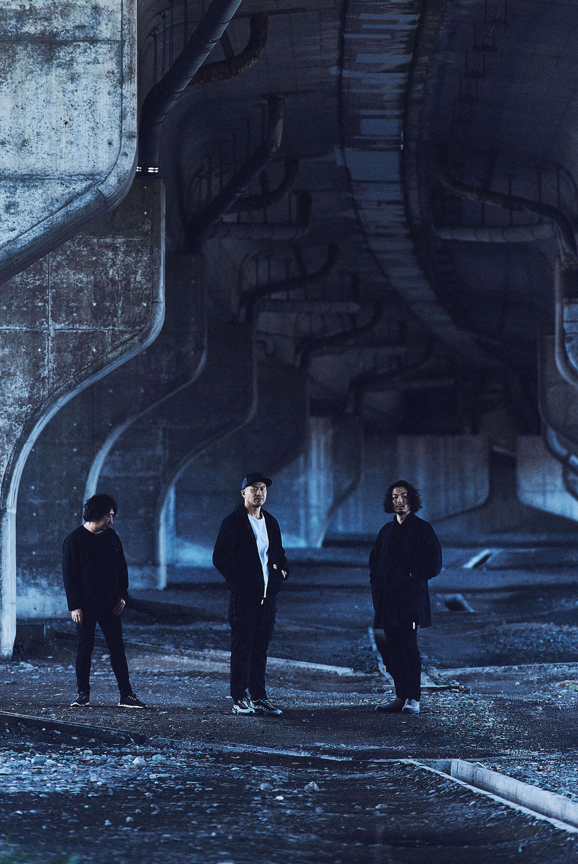 THA BLUE HERB、最新シングル「ING/それから」を10月2日にリリース!最新セルフタイトルアルバムを引っさげてのツアー敢行中 music190912_thablueherb_2-1920x2870