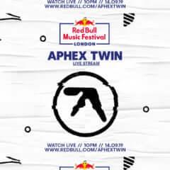 エイフェックス・ツイン(Aphex Twin)