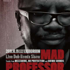 MAD PROFESSOR Live Dub Remix Show