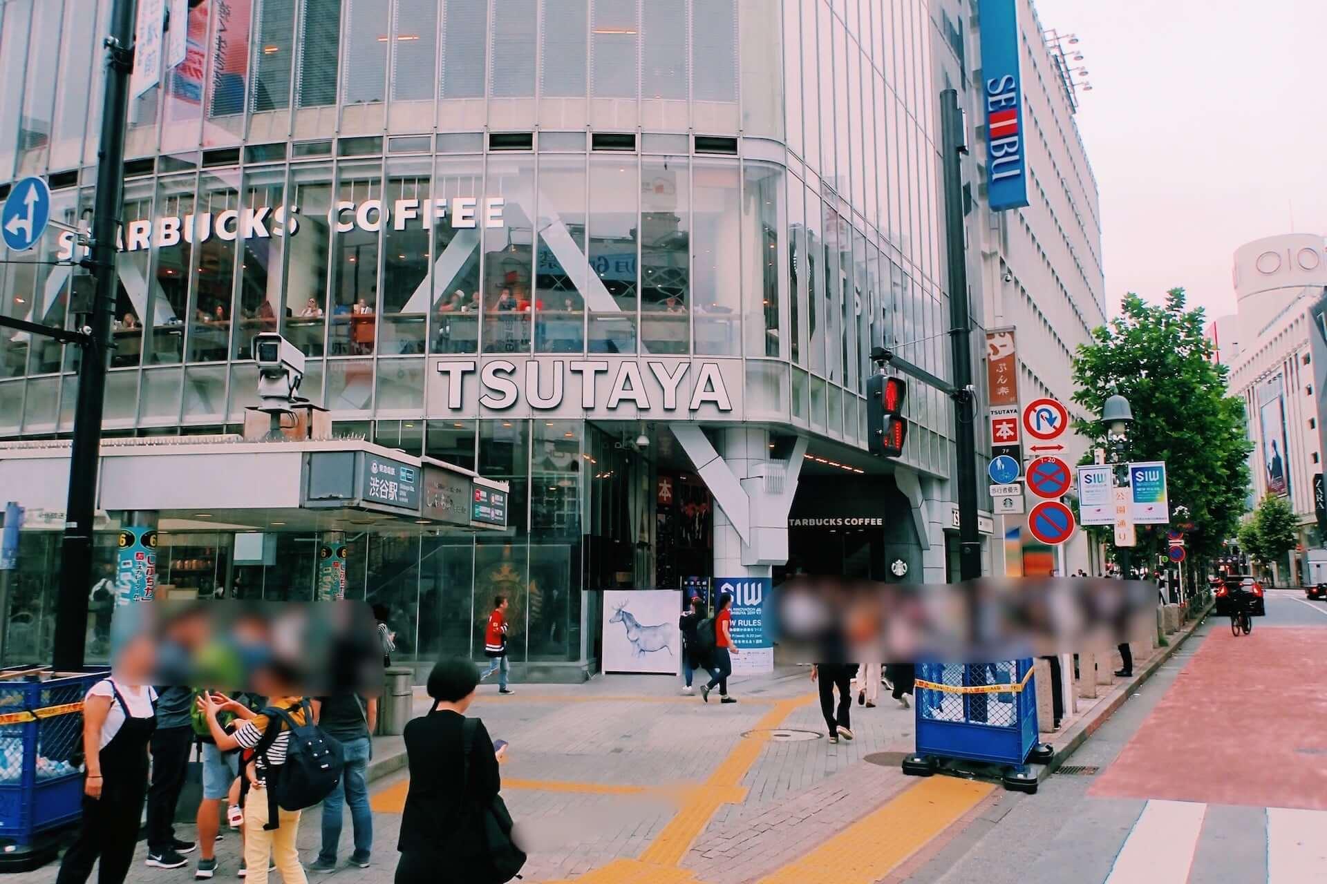 米津玄師「馬と鹿」のデカジャケが渋谷スクランブル交差点に出現!全国各地をデカジャケがめぐる music190913_yonezukenshi_dekajake_3-1920x1280
