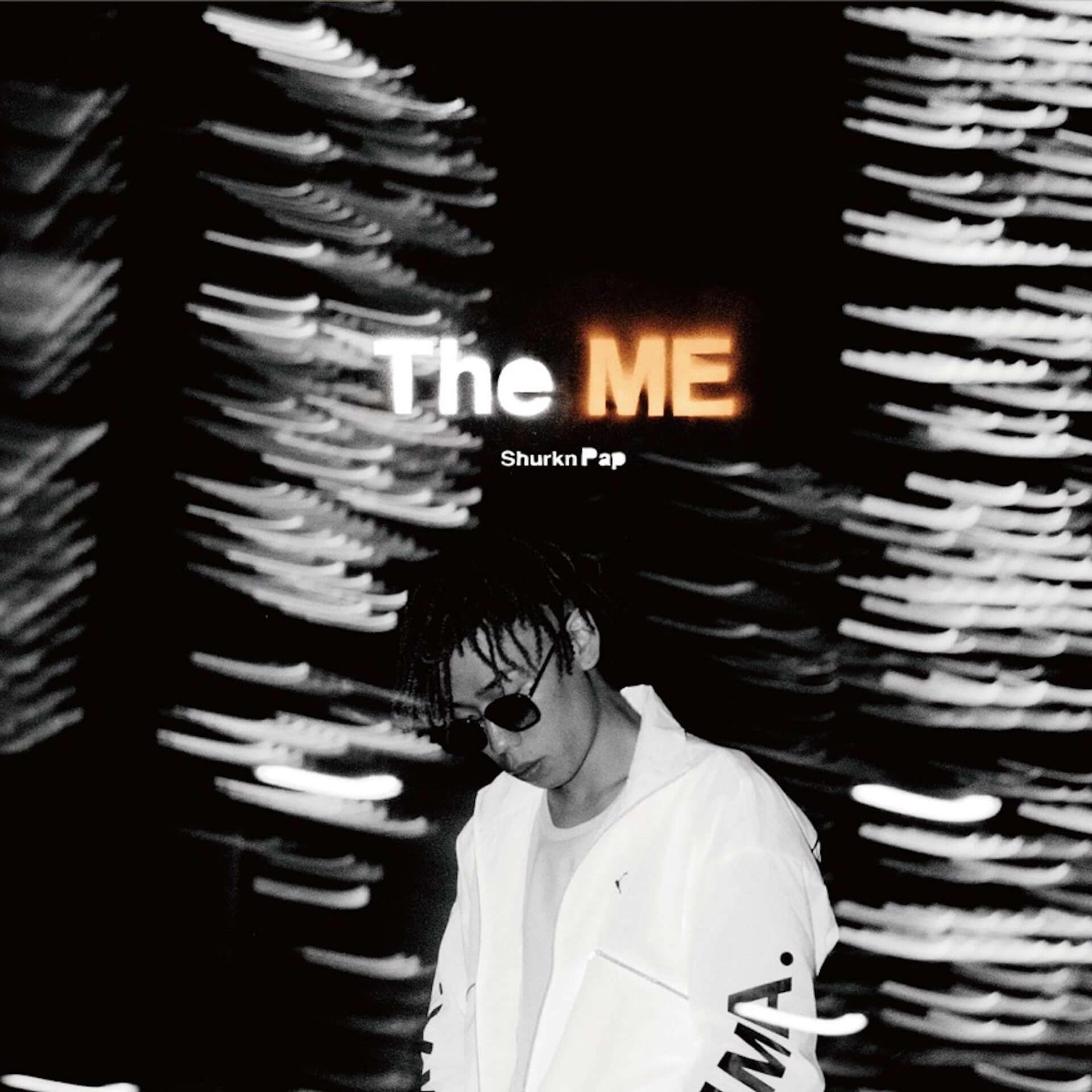 "Shurkn Pap、1st ALBUM 『The ME』リリース決定!先行シングル""NEW CLASSIC""のMVも公開 music190913_shurknpap_1-1920x1920"