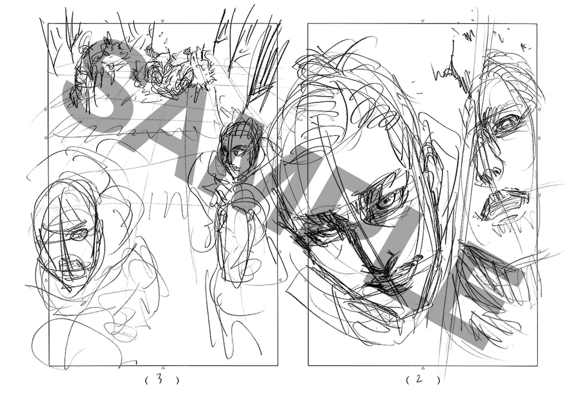 進撃の巨人がひらパーに襲来!<進撃の巨人展FINALinひらかたパーク>が開催|大阪展限定描き下ろしアニメイラストも公開 art190913_shingekinokyojin_hirakata_26-1920x1355