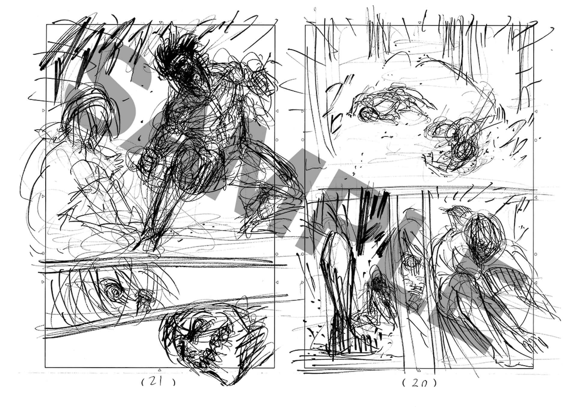 進撃の巨人がひらパーに襲来!<進撃の巨人展FINALinひらかたパーク>が開催|大阪展限定描き下ろしアニメイラストも公開 art190913_shingekinokyojin_hirakata_20-1920x1355