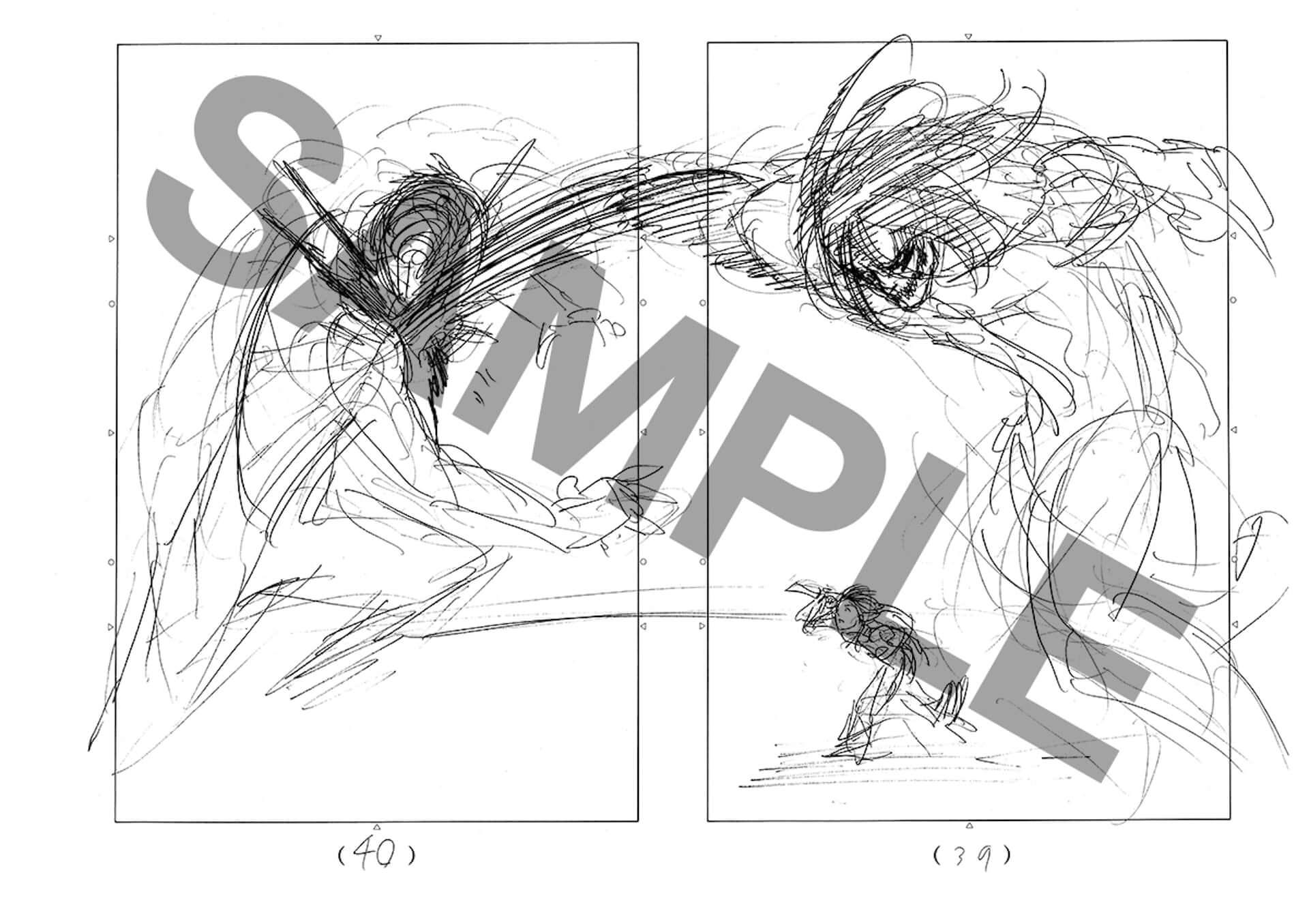 進撃の巨人がひらパーに襲来!<進撃の巨人展FINALinひらかたパーク>が開催|大阪展限定描き下ろしアニメイラストも公開 art190913_shingekinokyojin_hirakata_17-1920x1355
