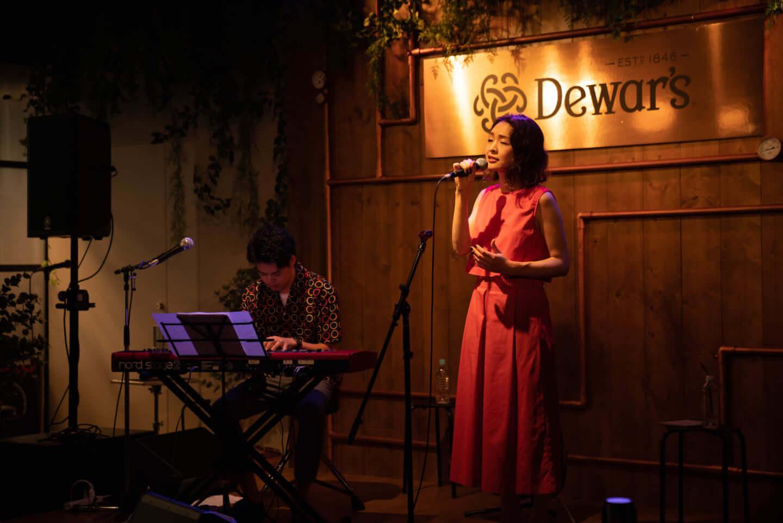 イベントレポート|銀座の真ん中でチルアウトフェス<Dewar's Highball Crossing Festival> music_dewarsreport_6_KeiOwada-1440x961