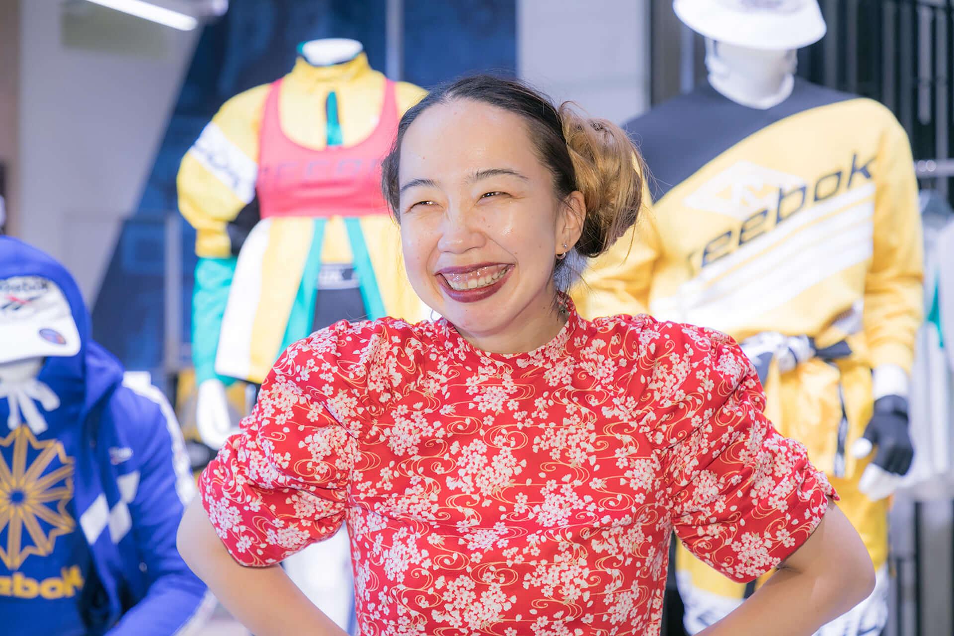 フィットネスとファッションを融合するReebok Store Shibuyaがオープン|スタイリングプロジェクト実施、限定アイテムも life190913_reebok_5-1920x1280