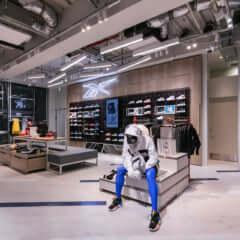 Reebok Store Shibuya