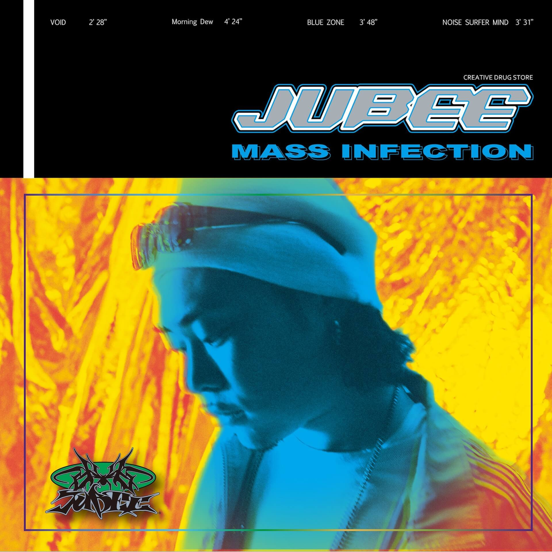 JUBEE、新作EPから「Morning Dew」のMVを公開|監督はHideto Hotta music190913-jubee-3