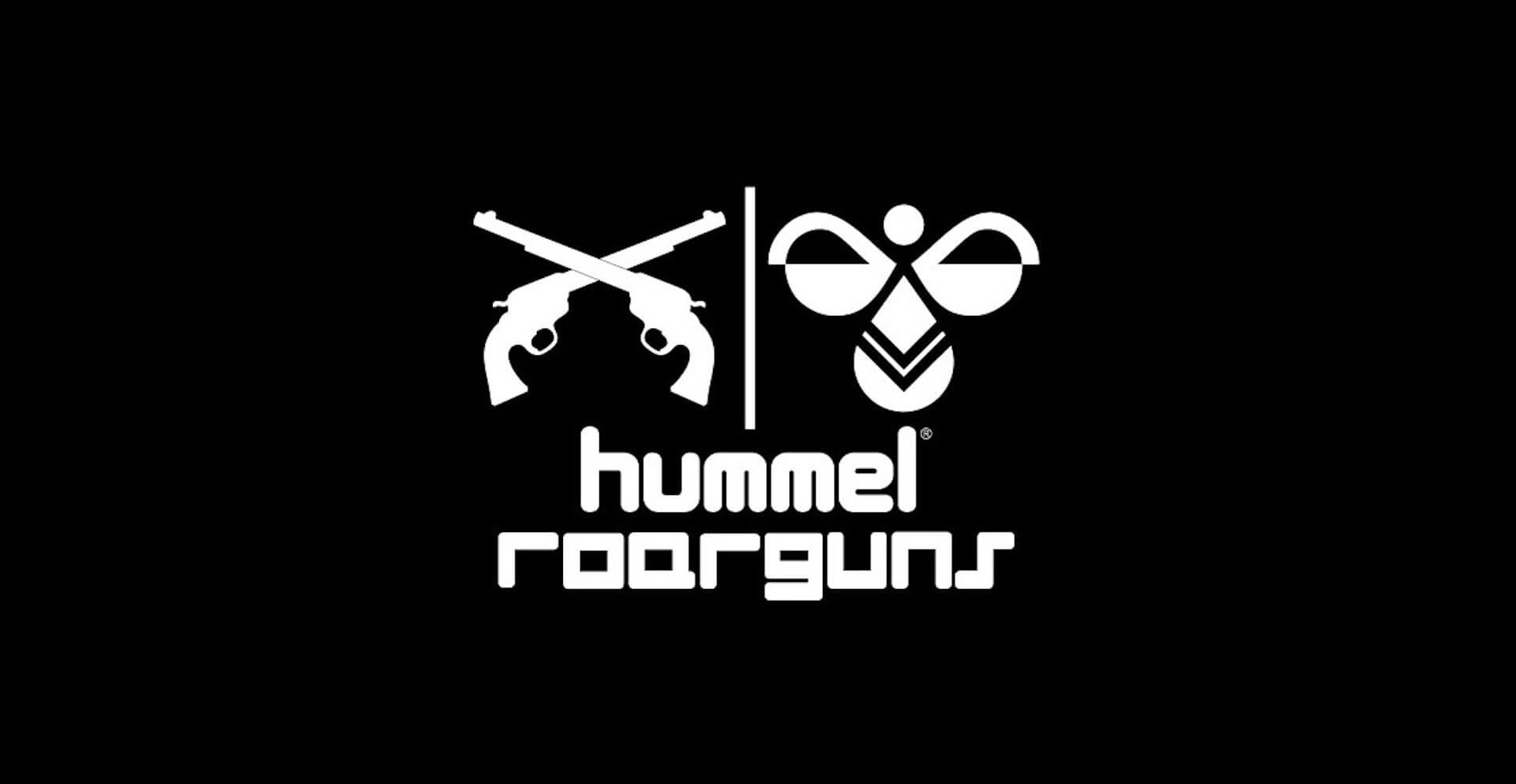hummel x roarguns 初のコラボコレクション発表|モード・ストリートとスポーツが融合されたアイテムの数々が9月中旬より発売開始 life190917_hummel_roarguns_9