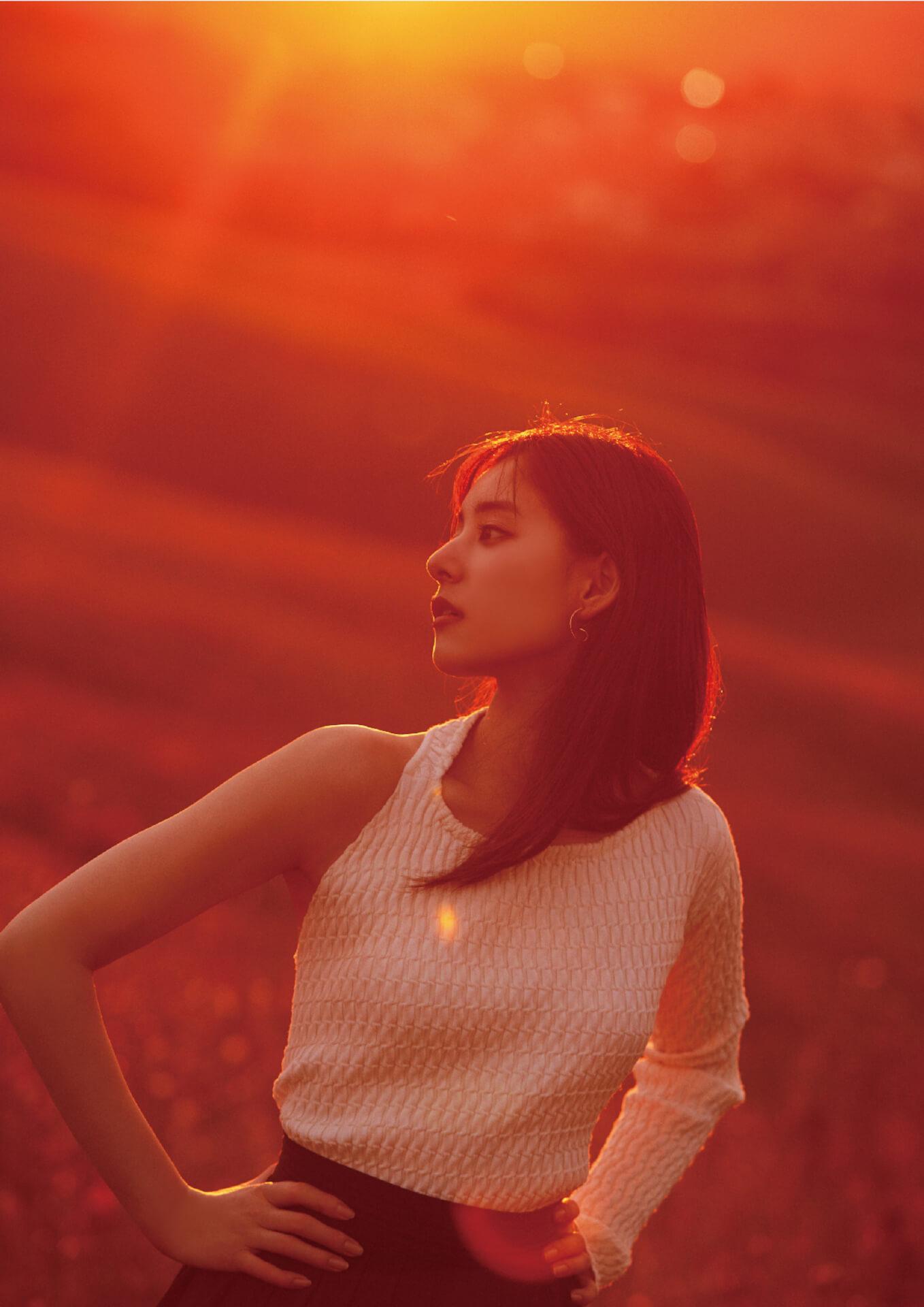 新木優子、2nd写真集『honey』で魅せた美しすぎる艶姿に注目|表紙イメージ&収録カット解禁 art190917_arakiyuko_1