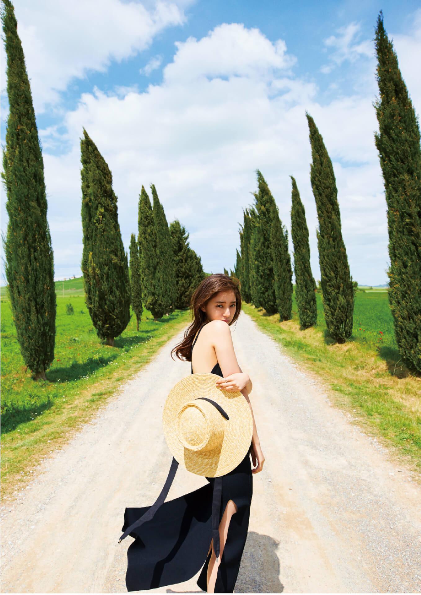 新木優子、2nd写真集『honey』で魅せた美しすぎる艶姿に注目|表紙イメージ&収録カット解禁 art190917_arakiyuko_3