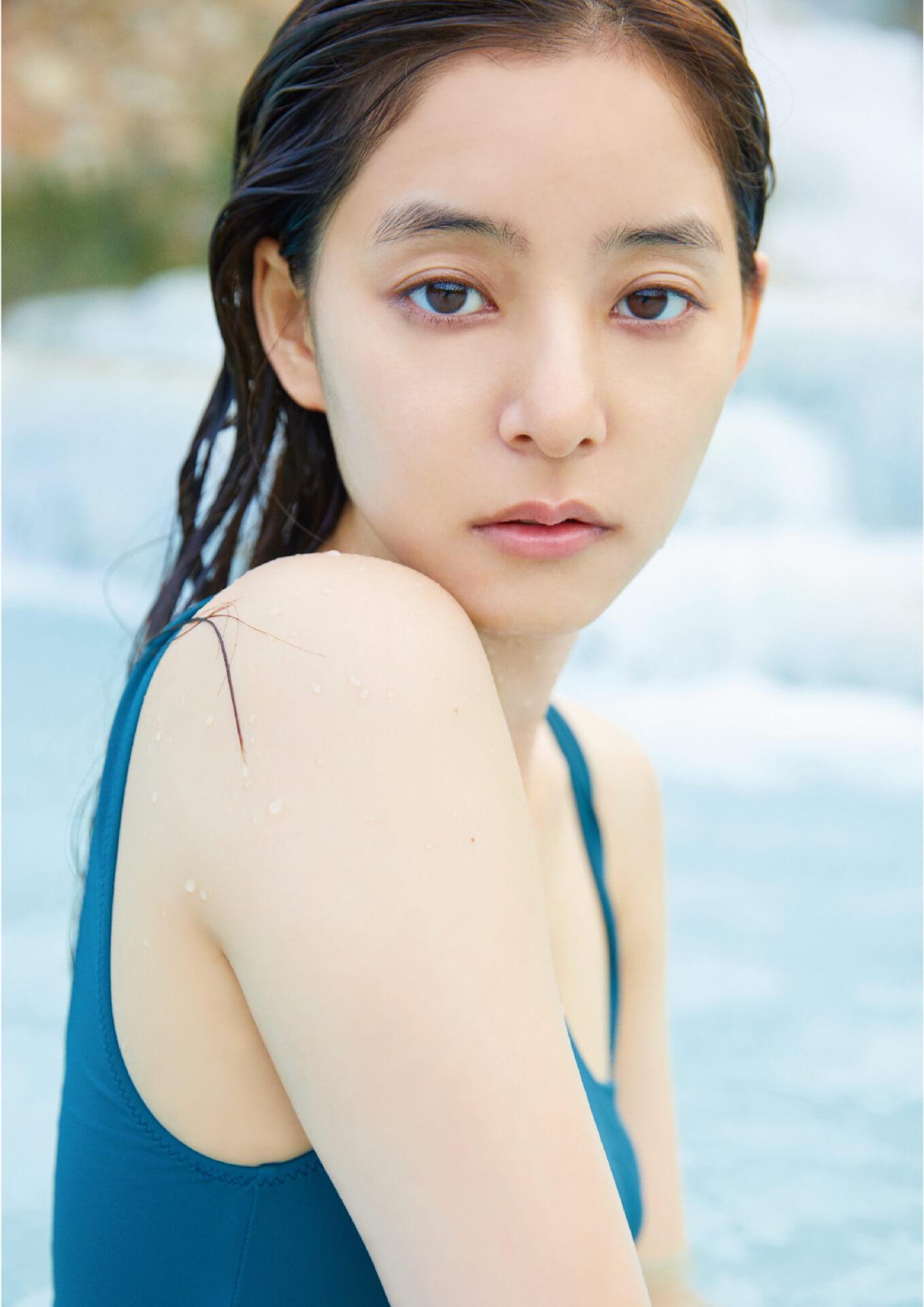 新木優子、2nd写真集『honey』で魅せた美しすぎる艶姿に注目|表紙イメージ&収録カット解禁 art190917_arakiyuko_2